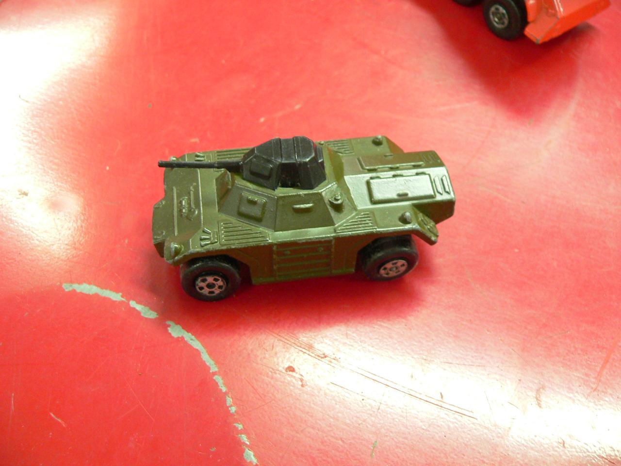 Camion de guerre # 4030.5