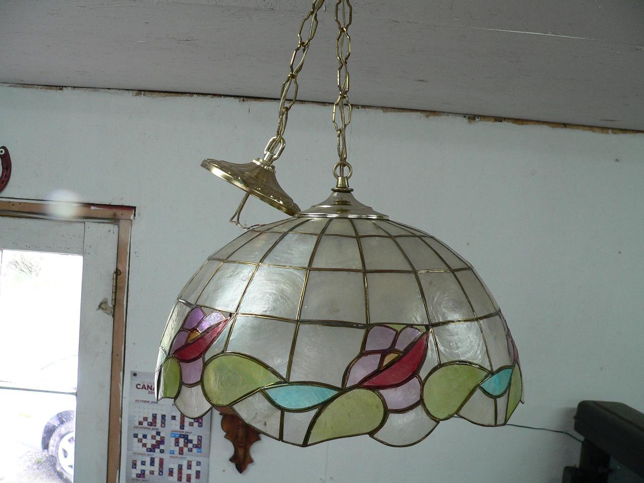 Lampe suspendu # 4051