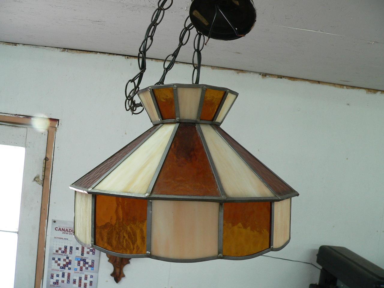 Belle lampe suspendu # 4059