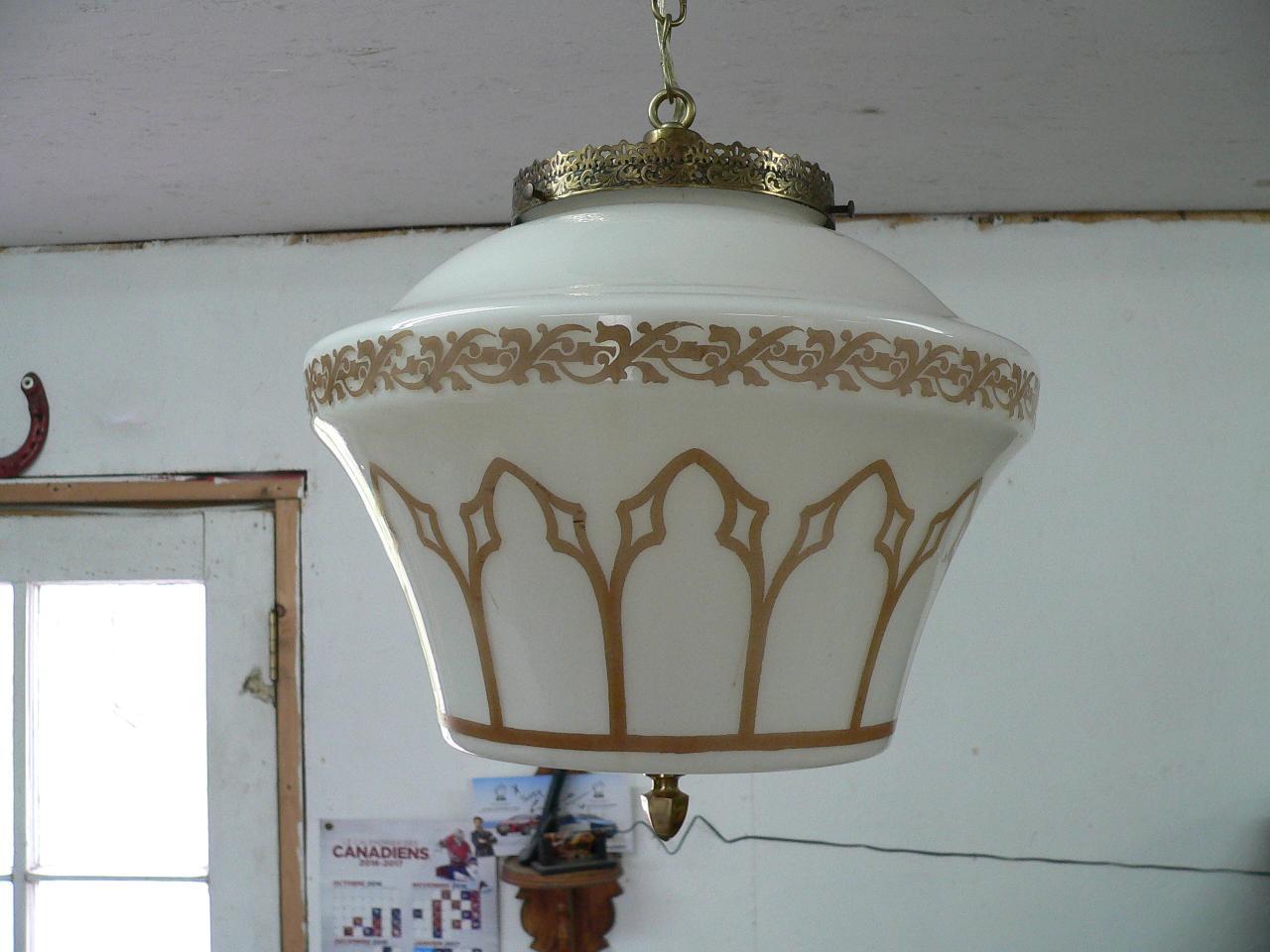 Lampe suspendu # 4067