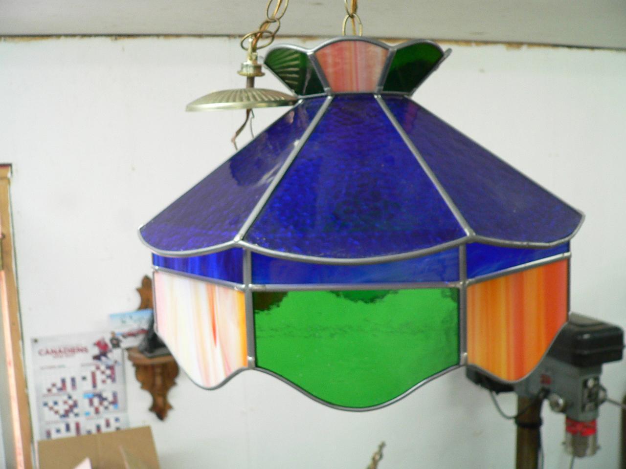 Lampe suspendu # 4080