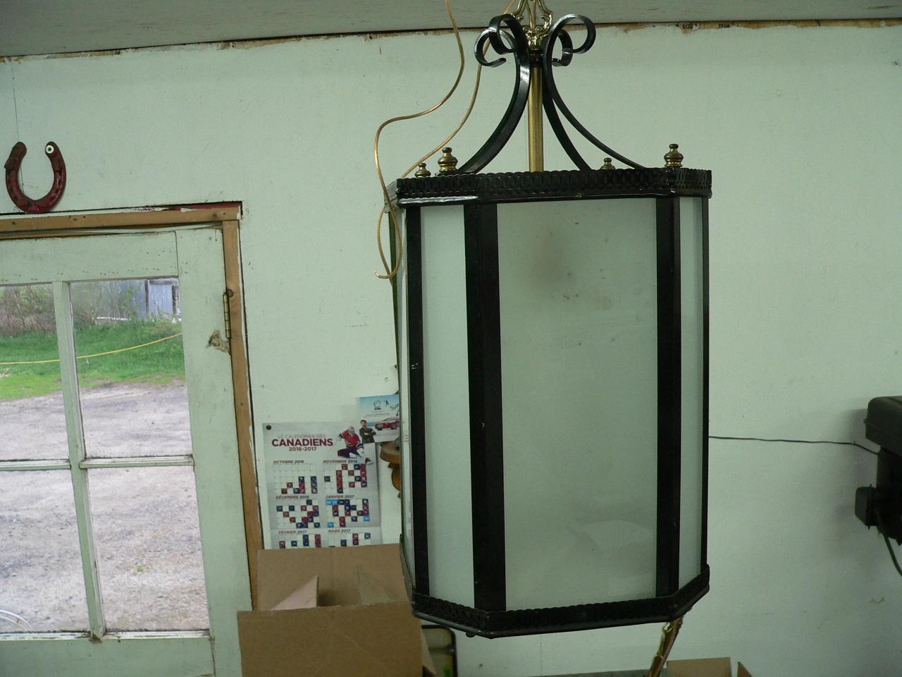 Lampe suspendu # 4088