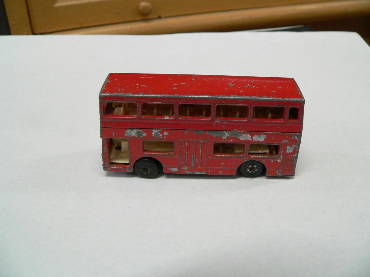 Autobus matchbox superfast # 4160.1