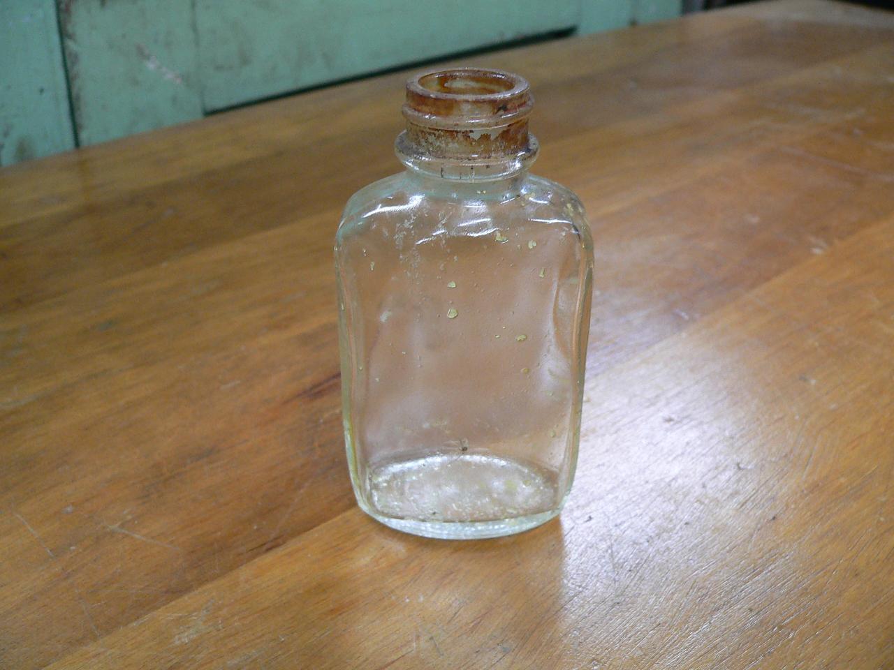Bouteille aspirine antique # 4275-18