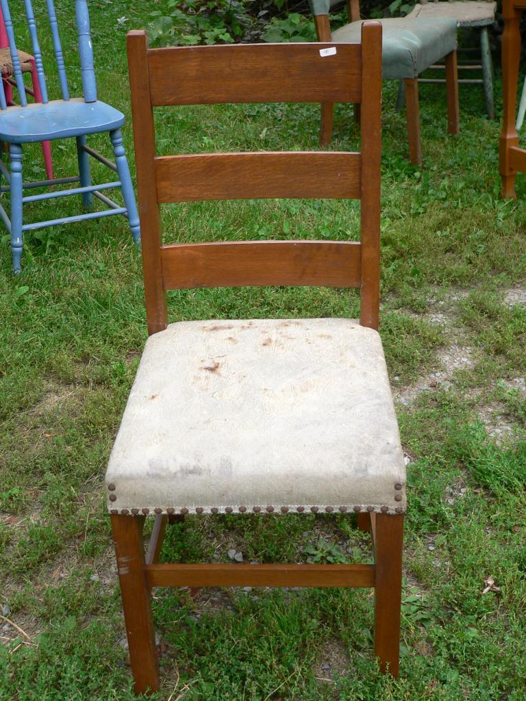 Chaise en chêne #441