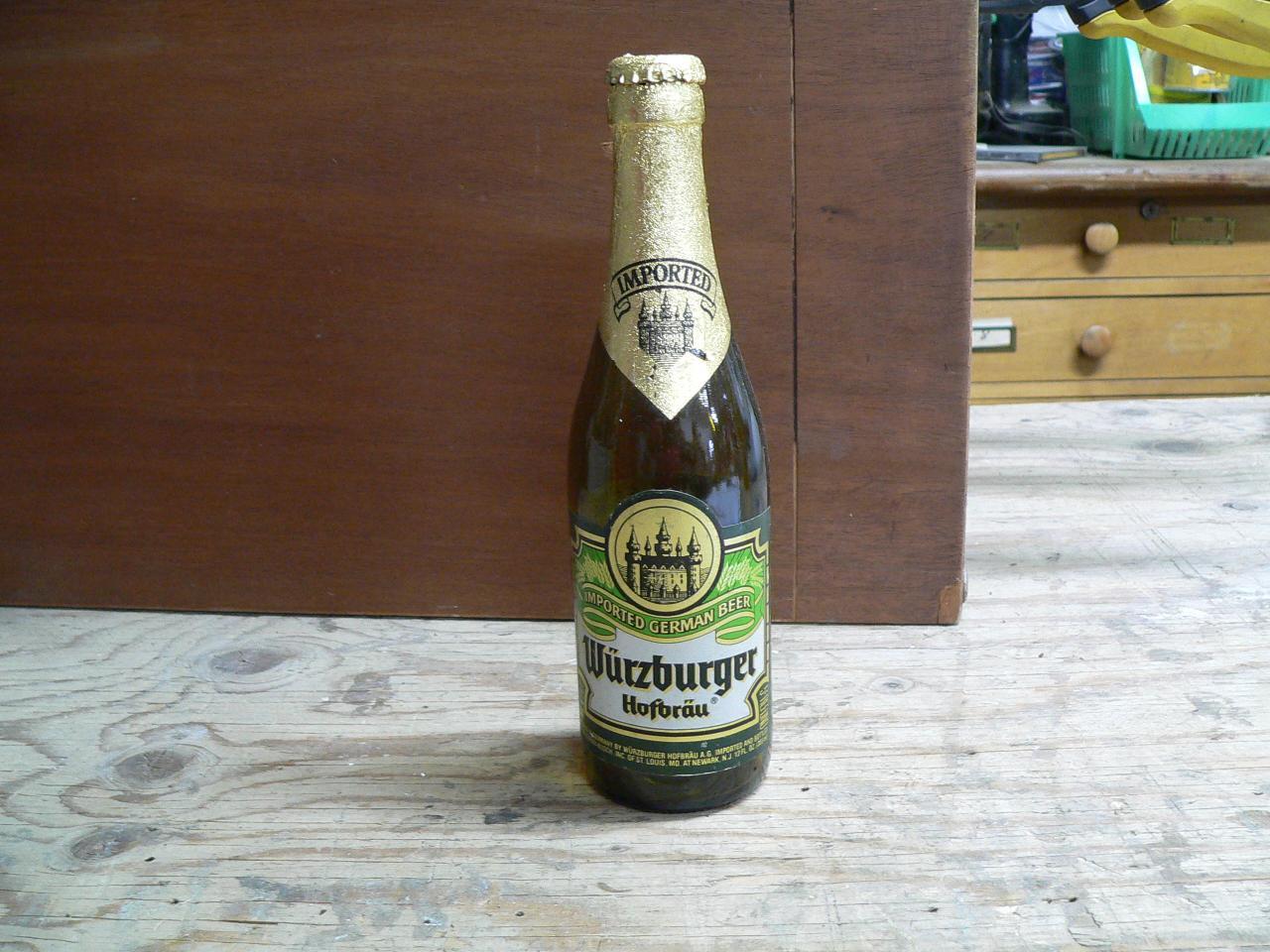 Bouteille biere allemande  4556.7