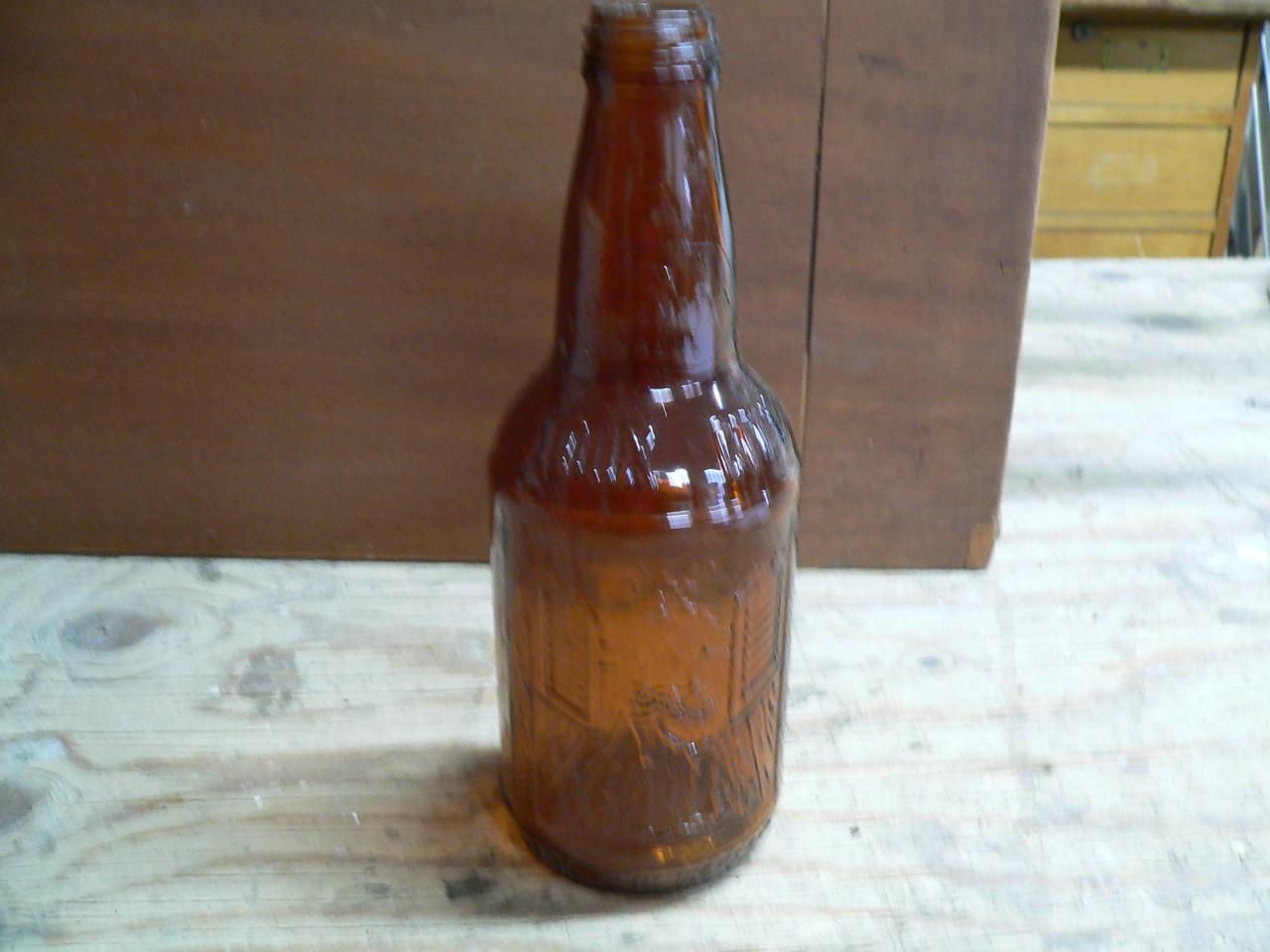 Bouteille biere sarsaparilla sioux city # 4556.9