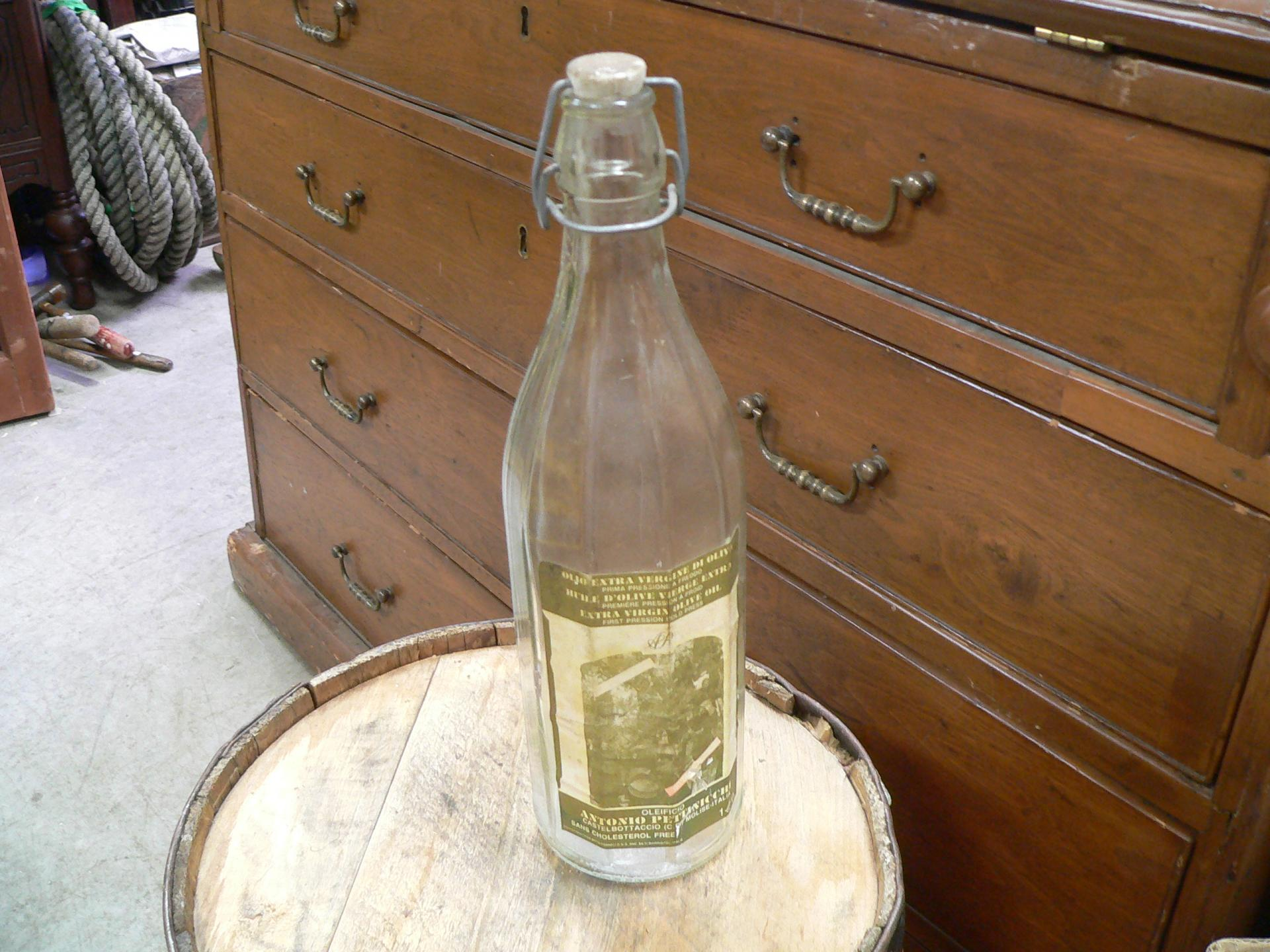Bouteille huile d'olive # 4687.3