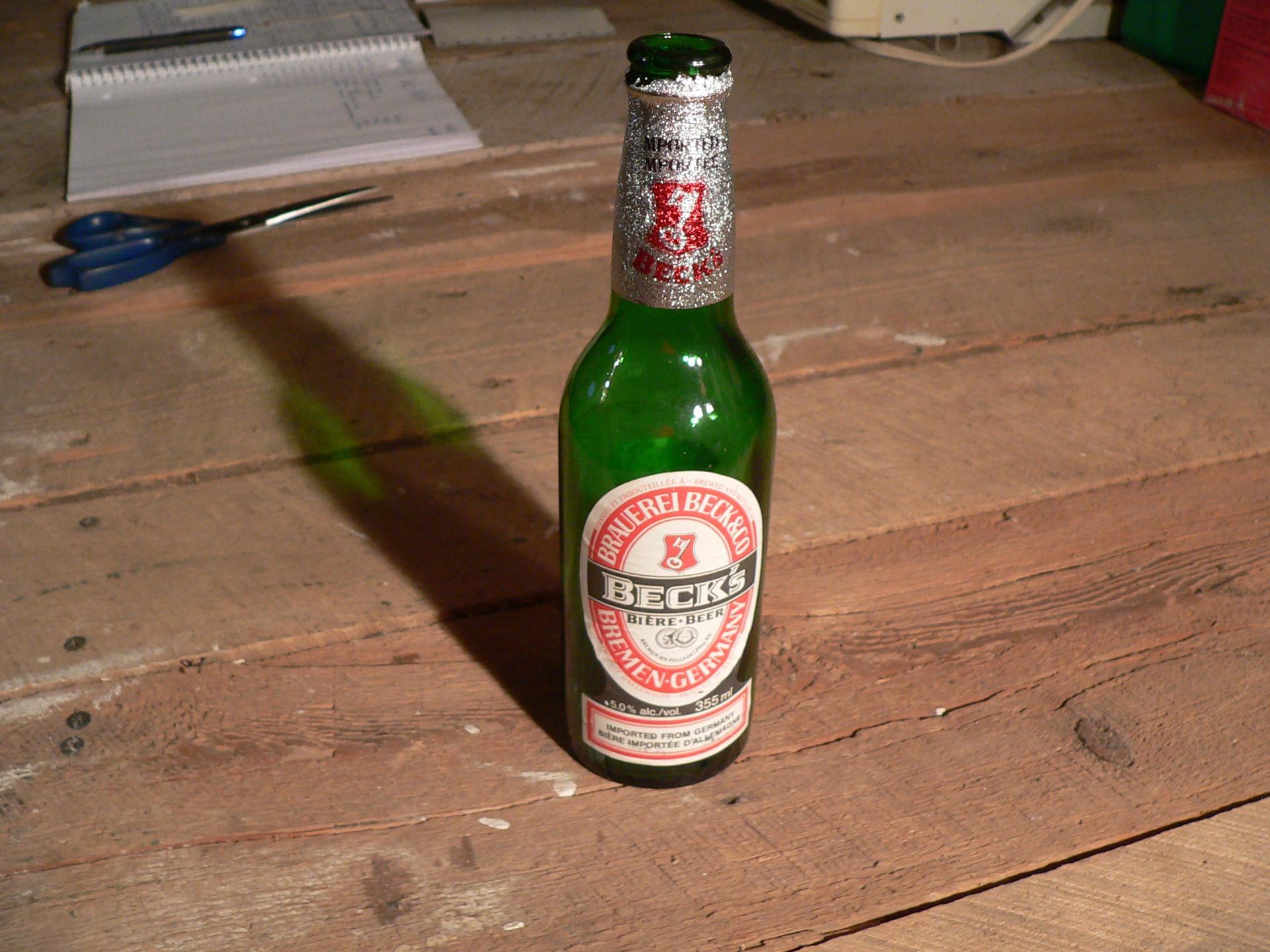 Bière beck's # 4739.15