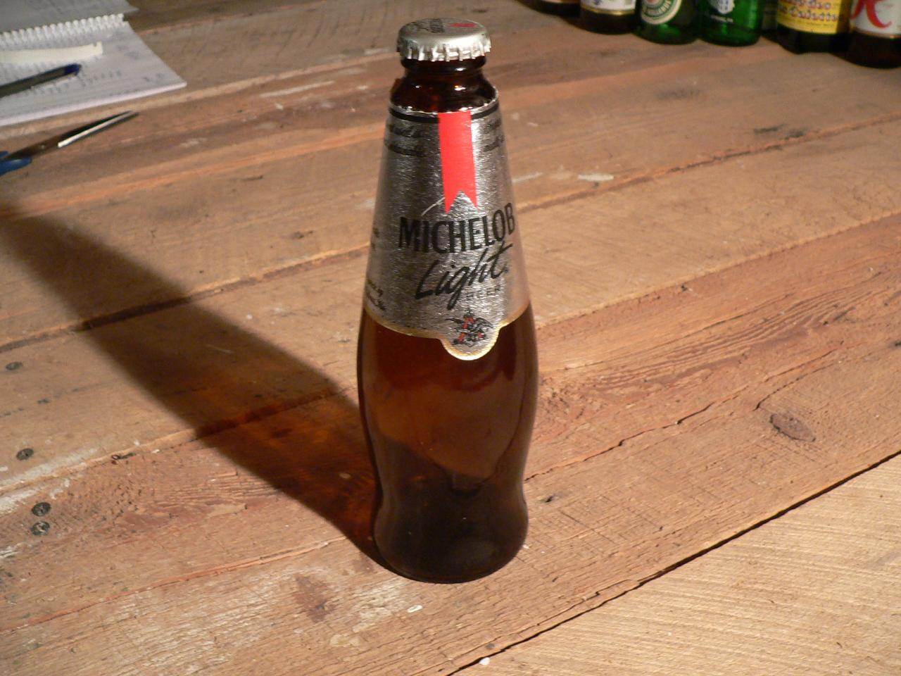 Biere michelob light # 4739.39