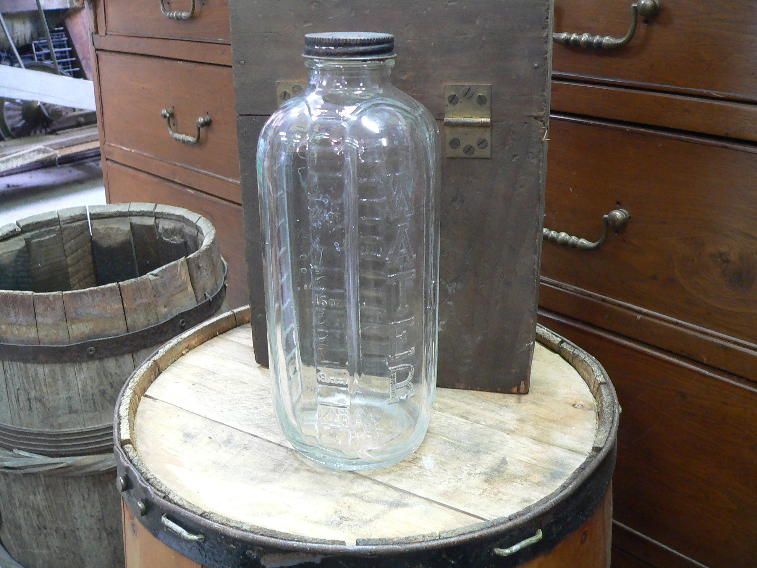 Bouteille d'eau ou de jus # 4824.18