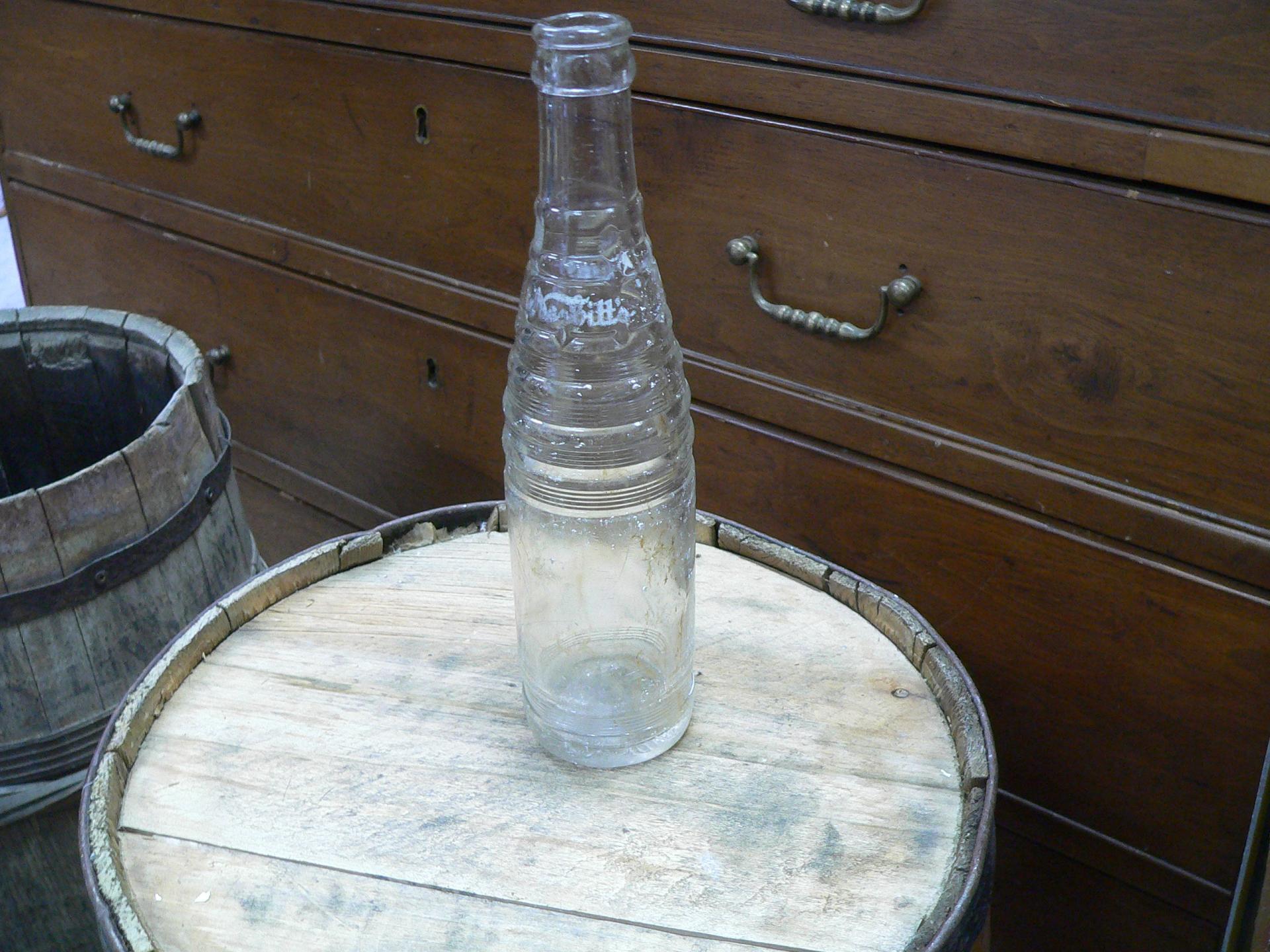 Bouteille antique nesbitt's # 4878.5
