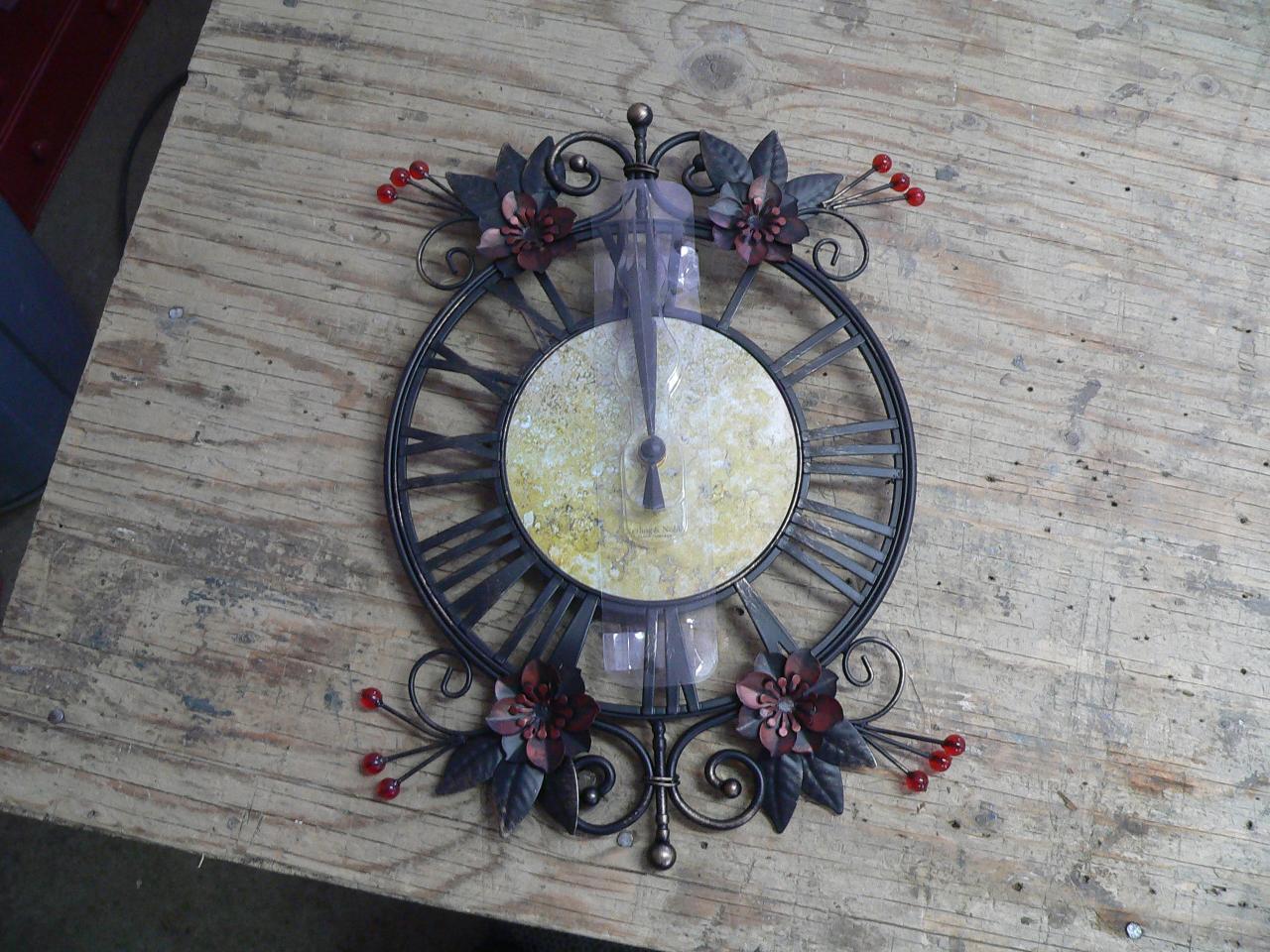 Belle horloge # 4900