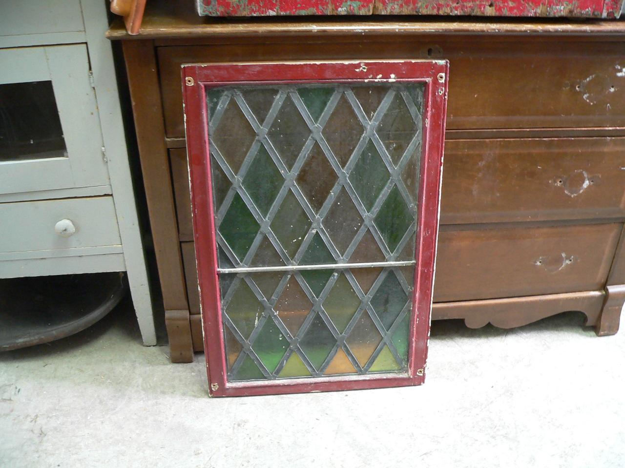vitraux antique d'église #4948.58