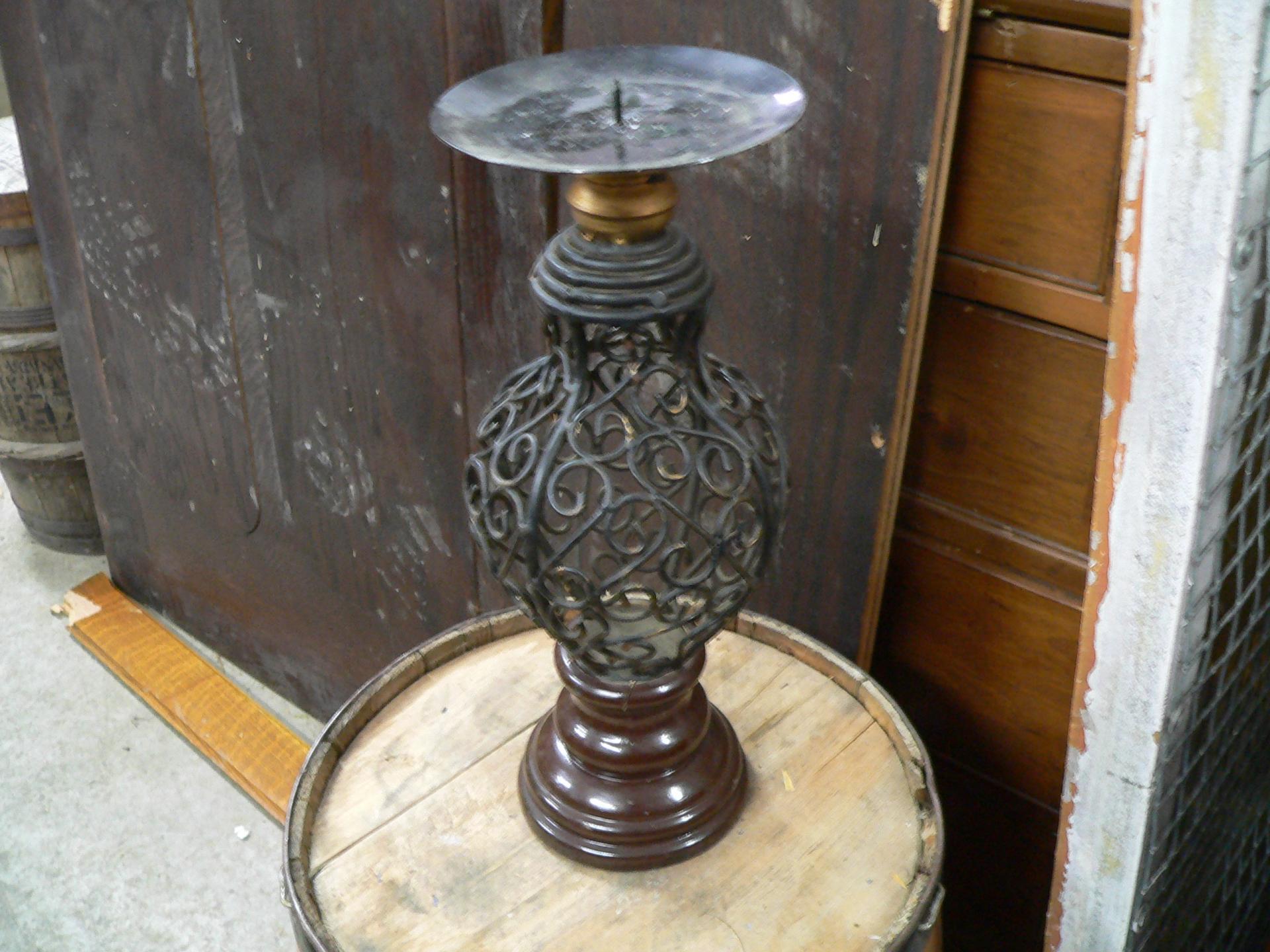 Chandelier pilier # 4986.1