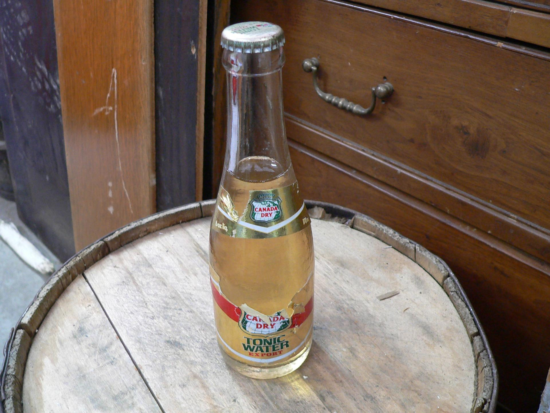Bouteille canada dry # 5046.10