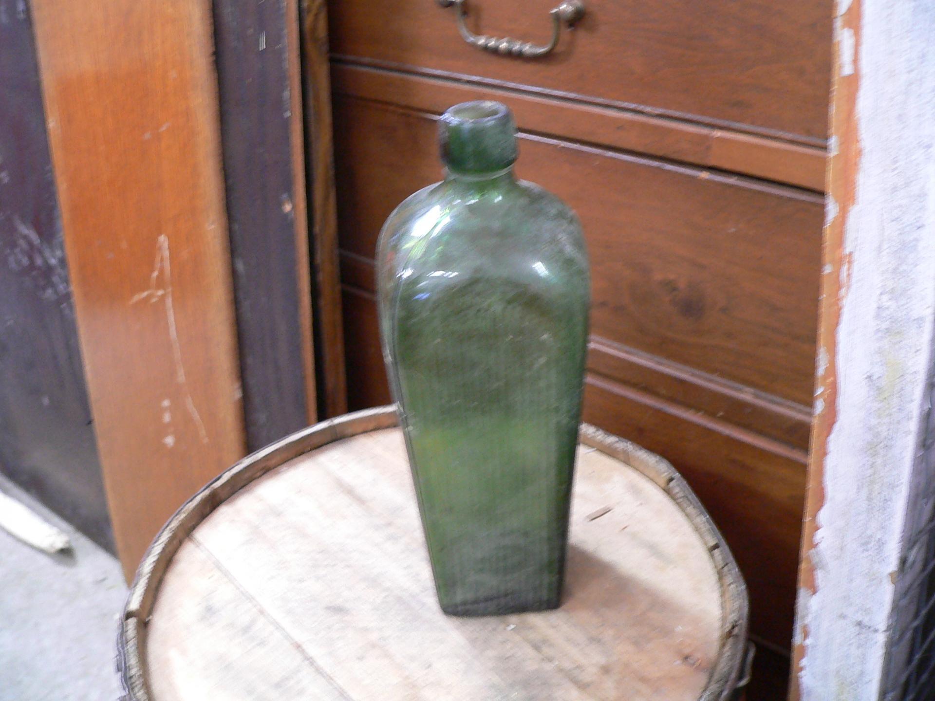 Bouteille antique de kuyper 4 épaule # 5046.12
