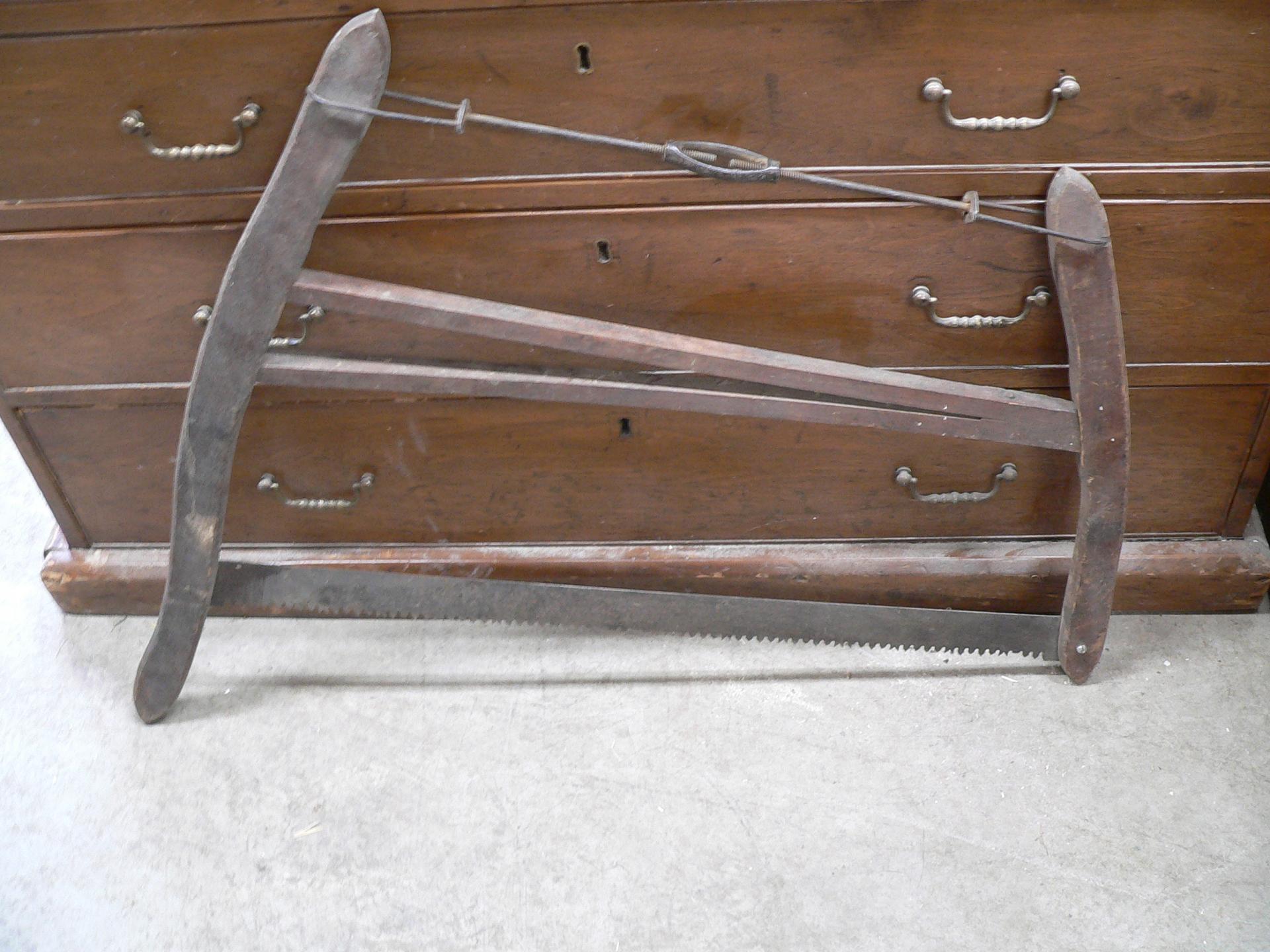 Belle scie st-joseph antique # 5140