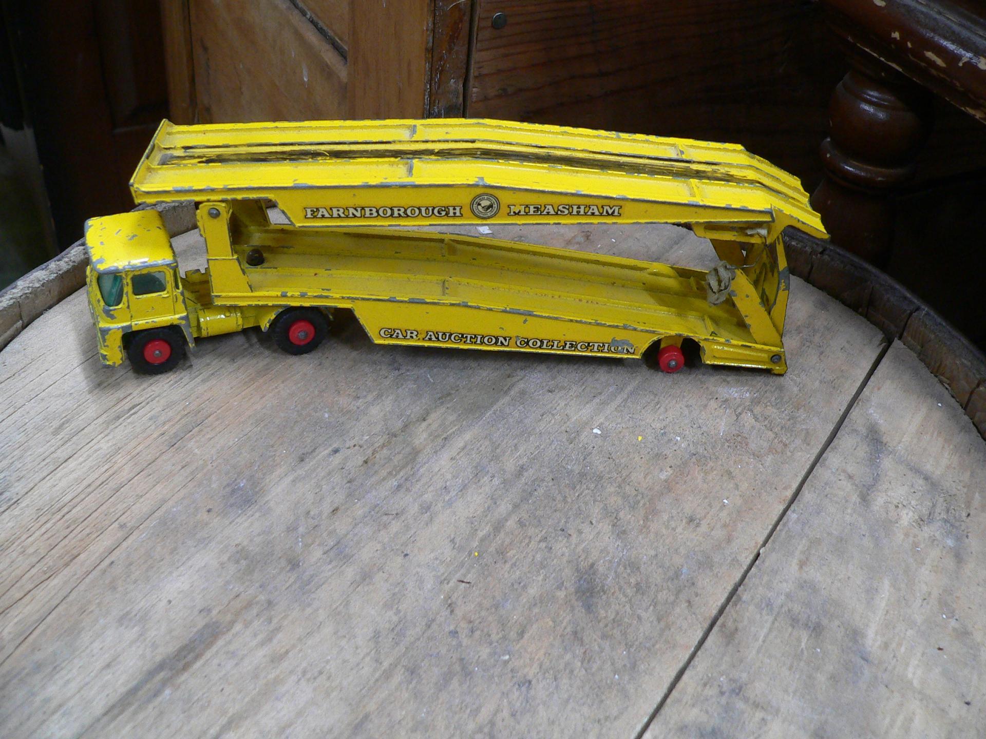 Camion transporteur Lesney # 5143.1
