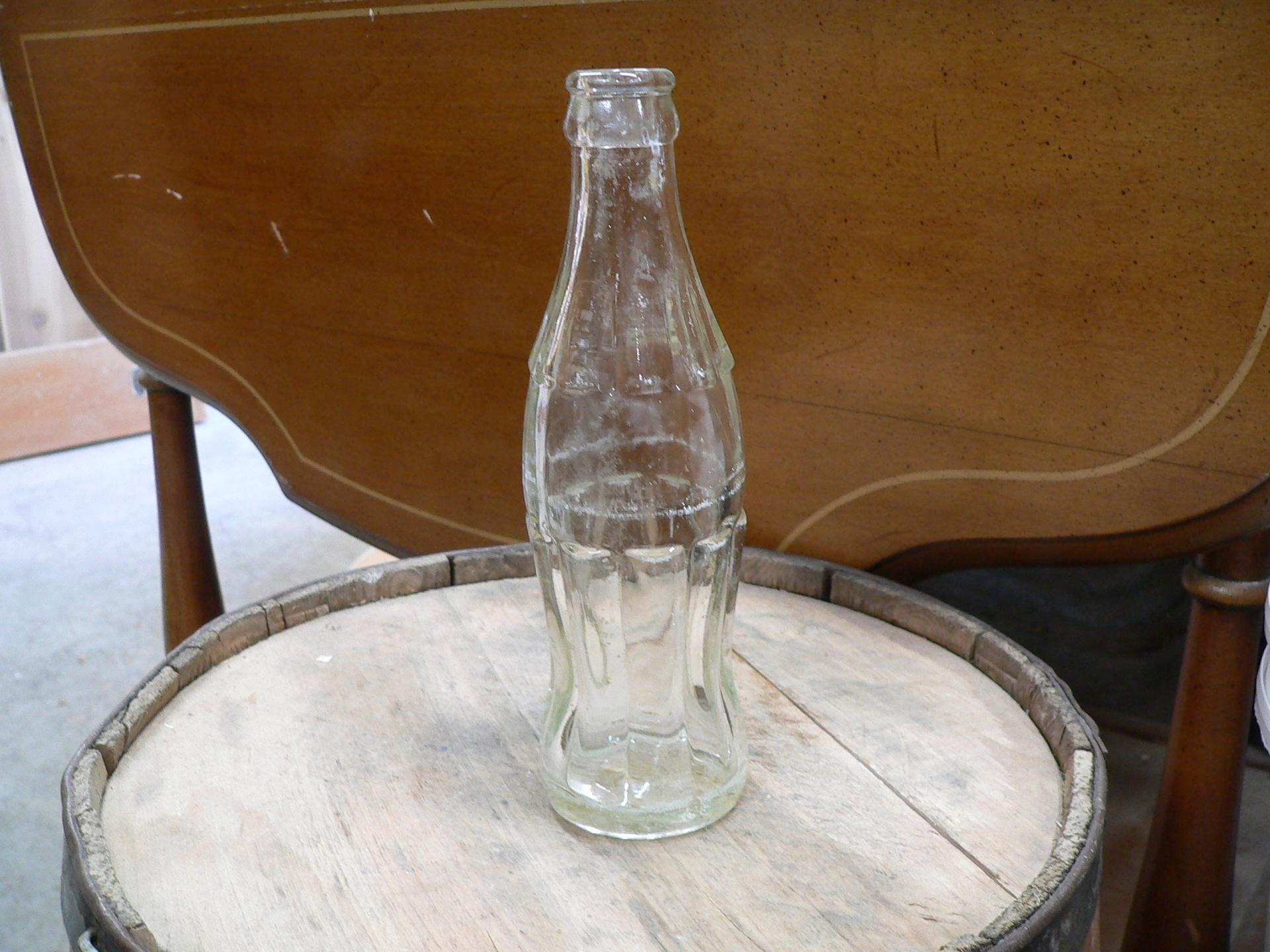 Bouteille antique coke # 5218.38