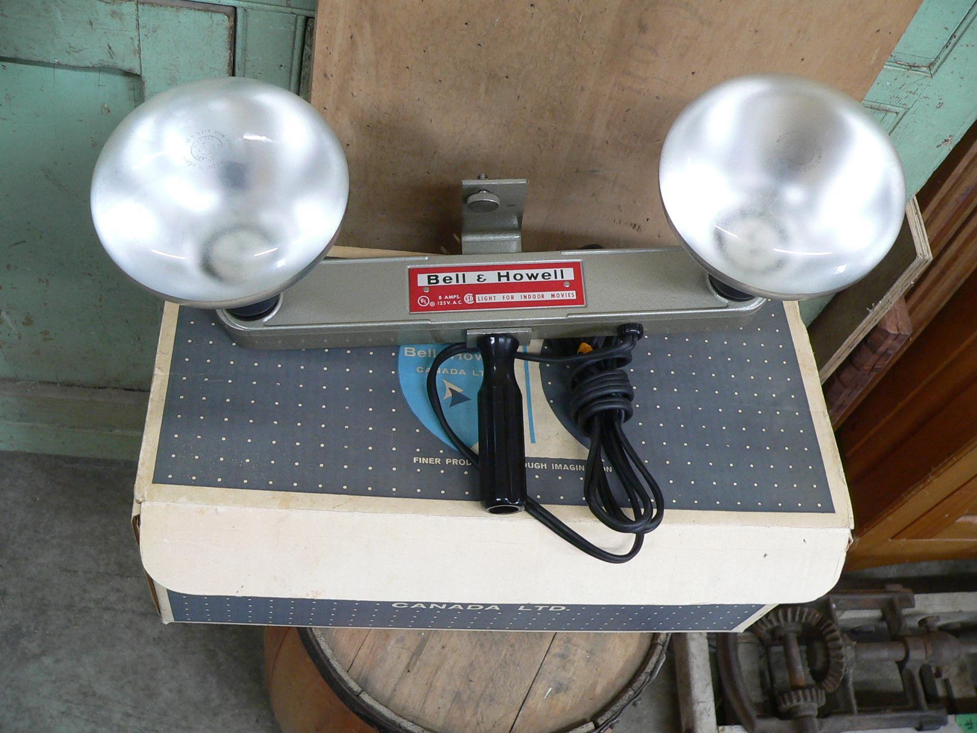 Kit de lumière pour photo vintage # 5326