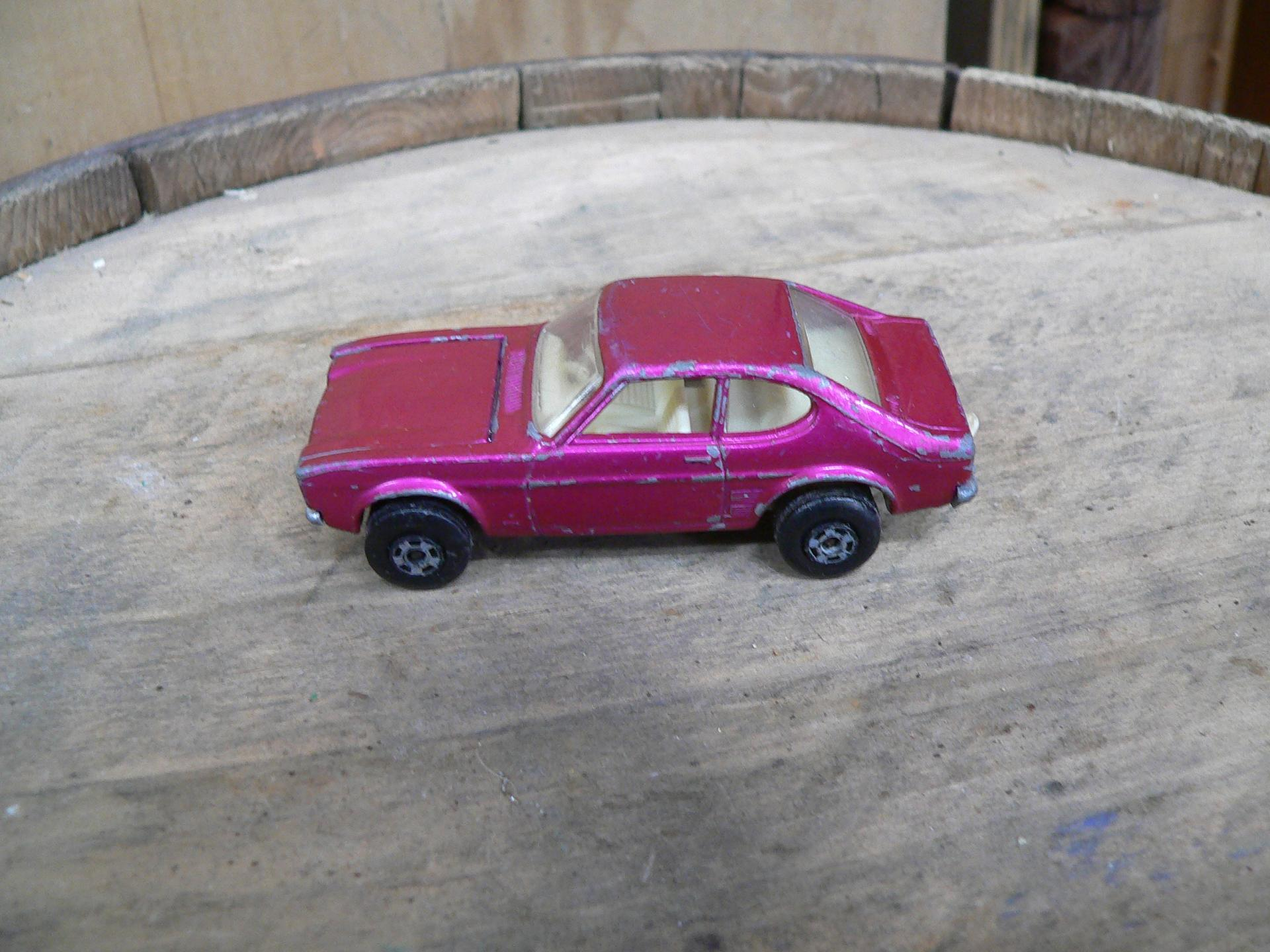 Ford capri # 5446.8