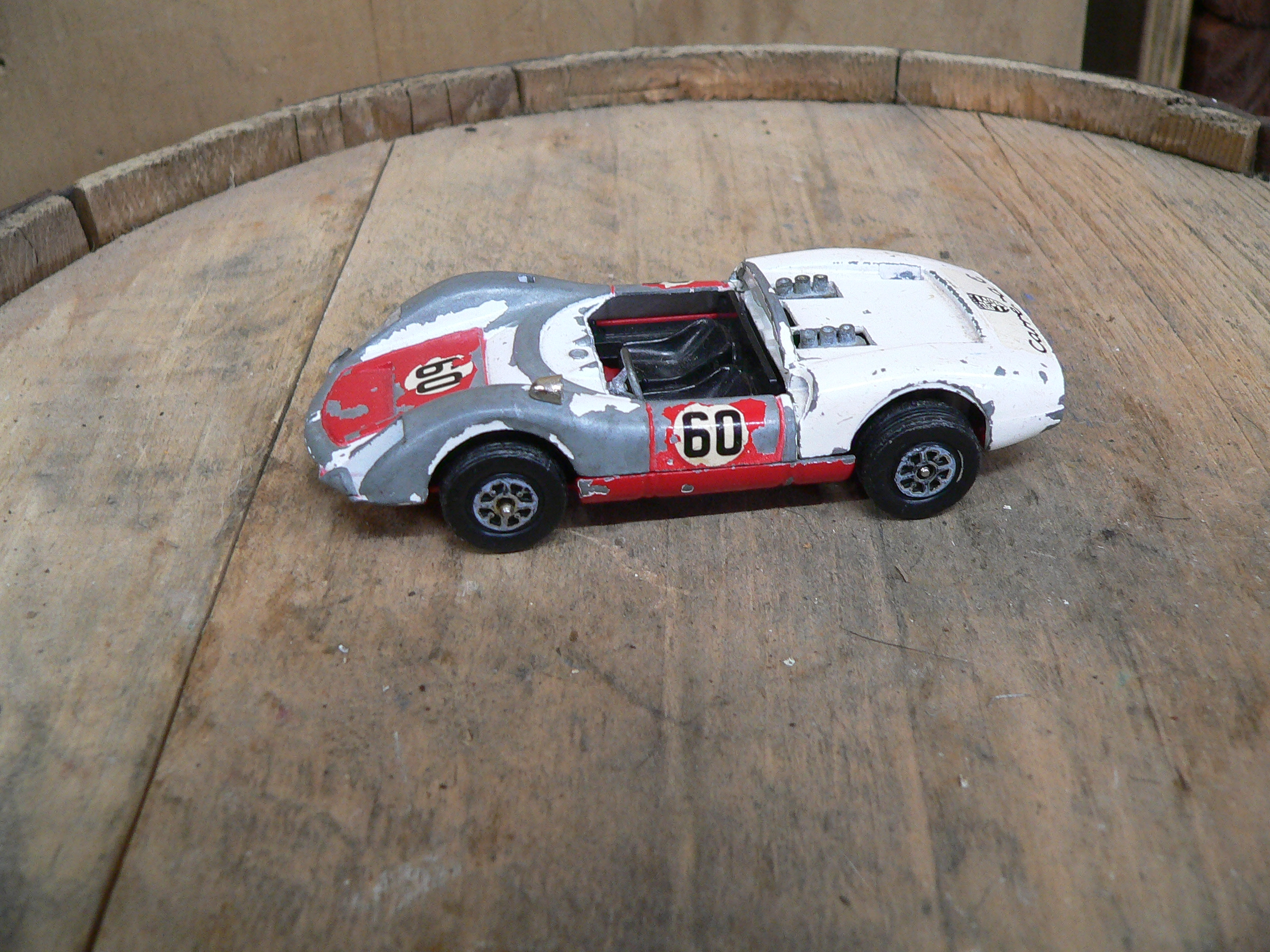 Porsche carrera 6 # 5473.29