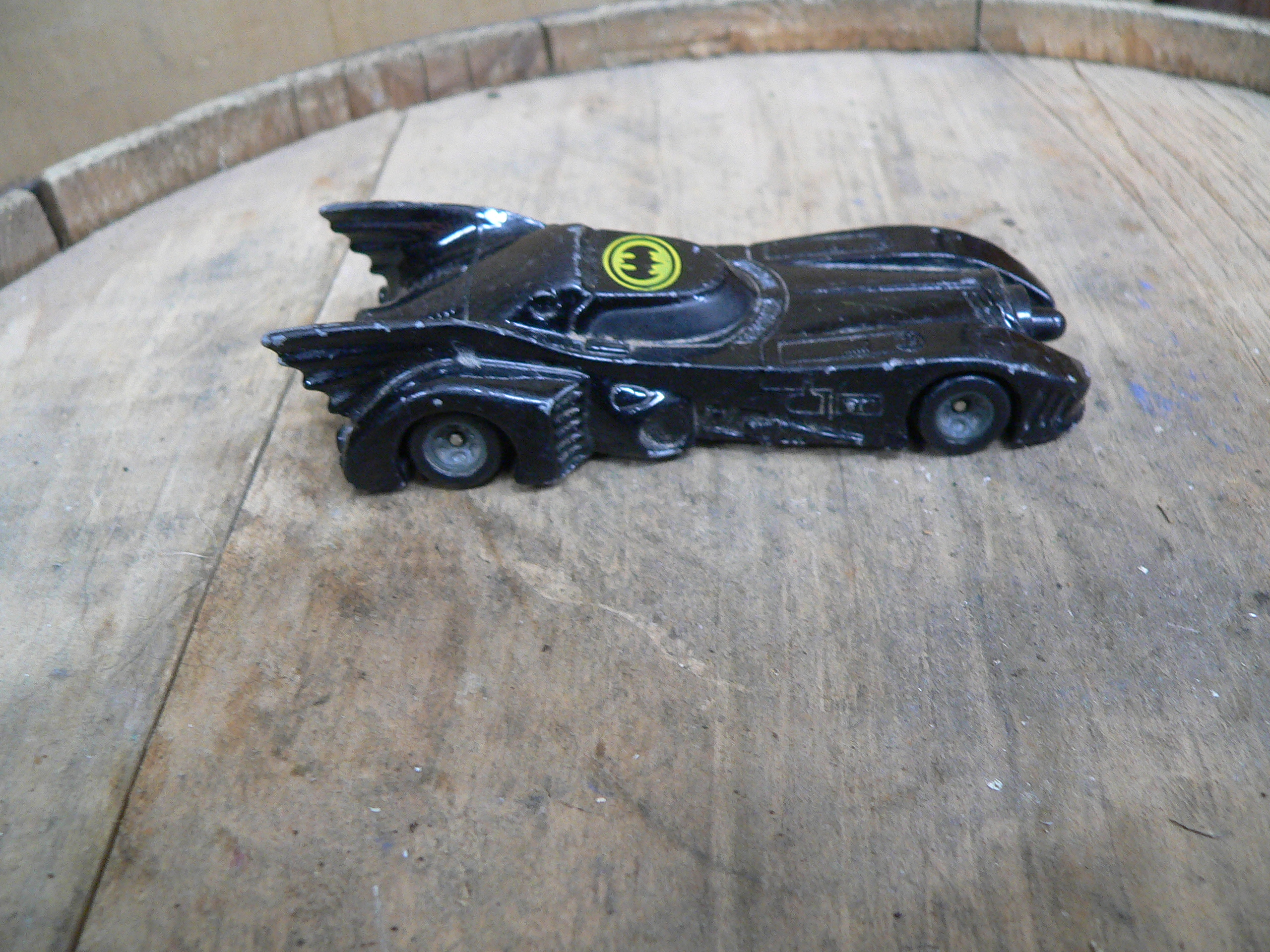 Batmobile DC comic # 5531.14