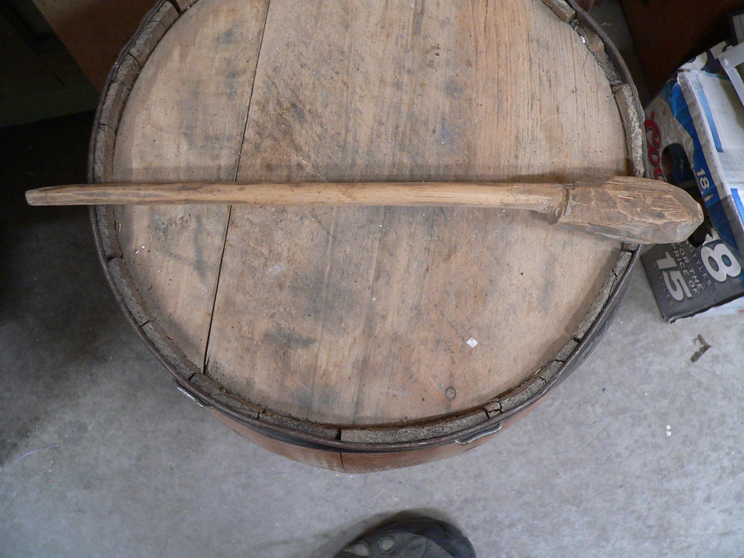 Bâton antique # 5546