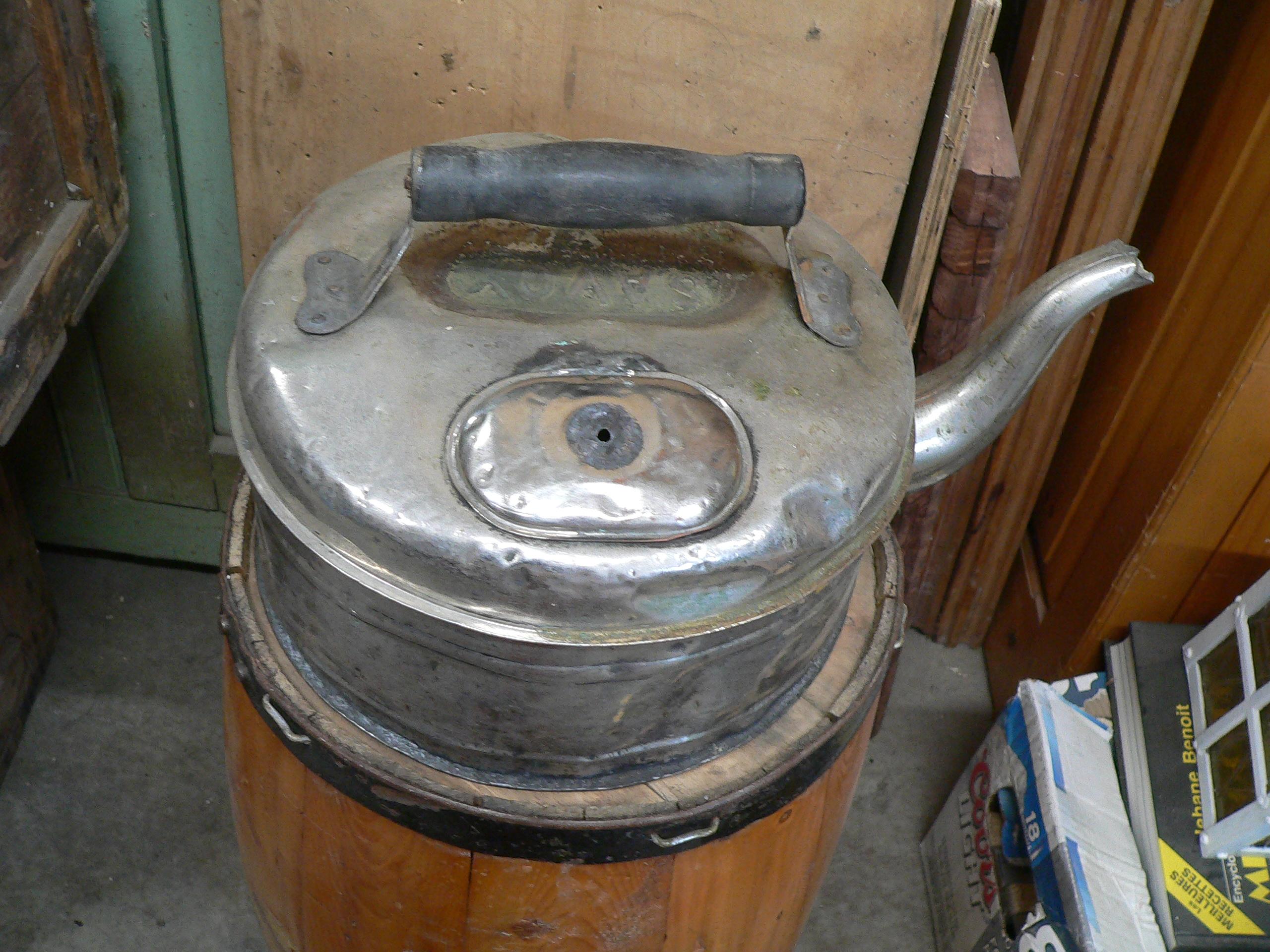 Bouilloire antique savoy # 5604.26