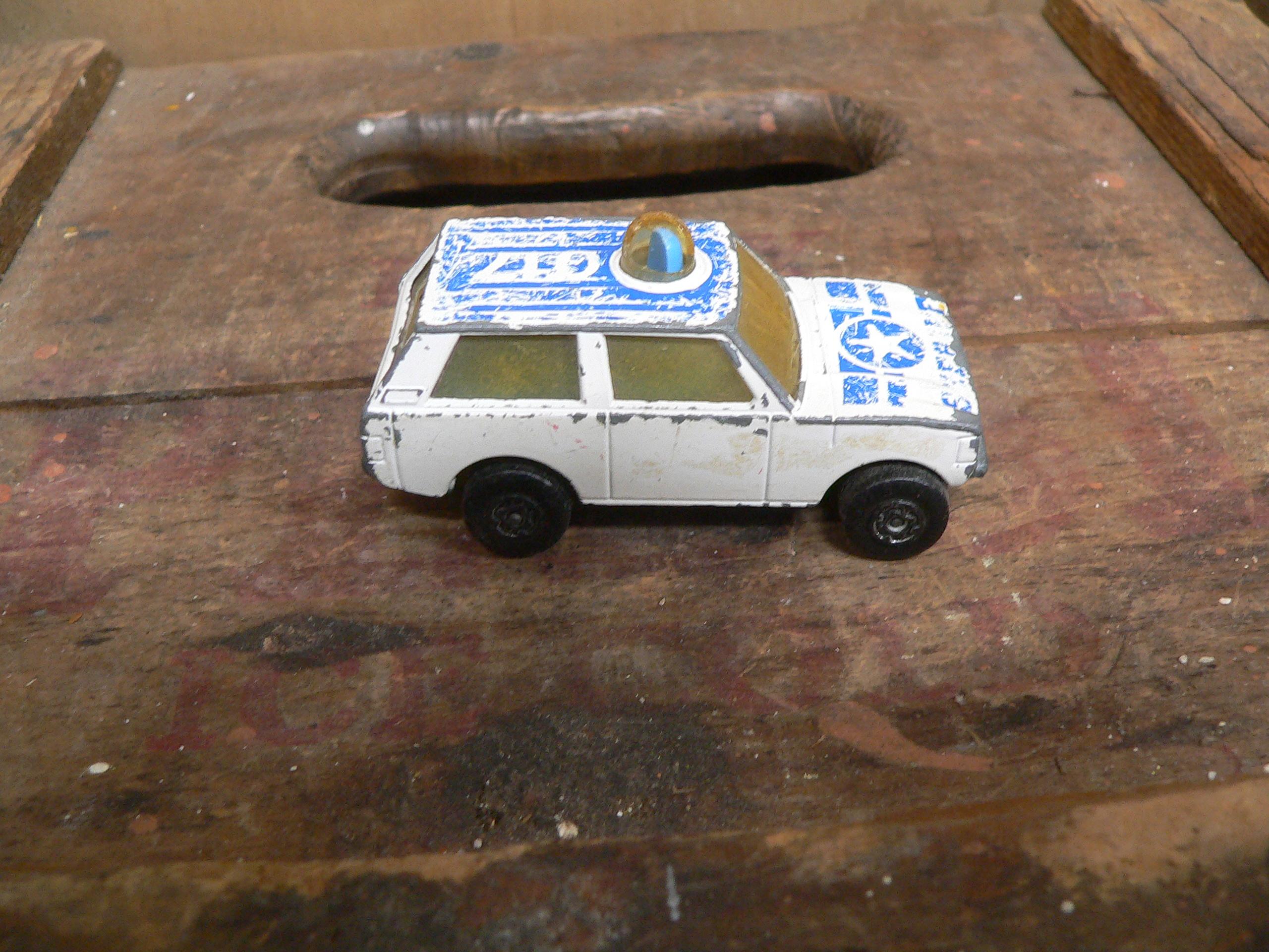 Camion police patrol shérif # 5854.3