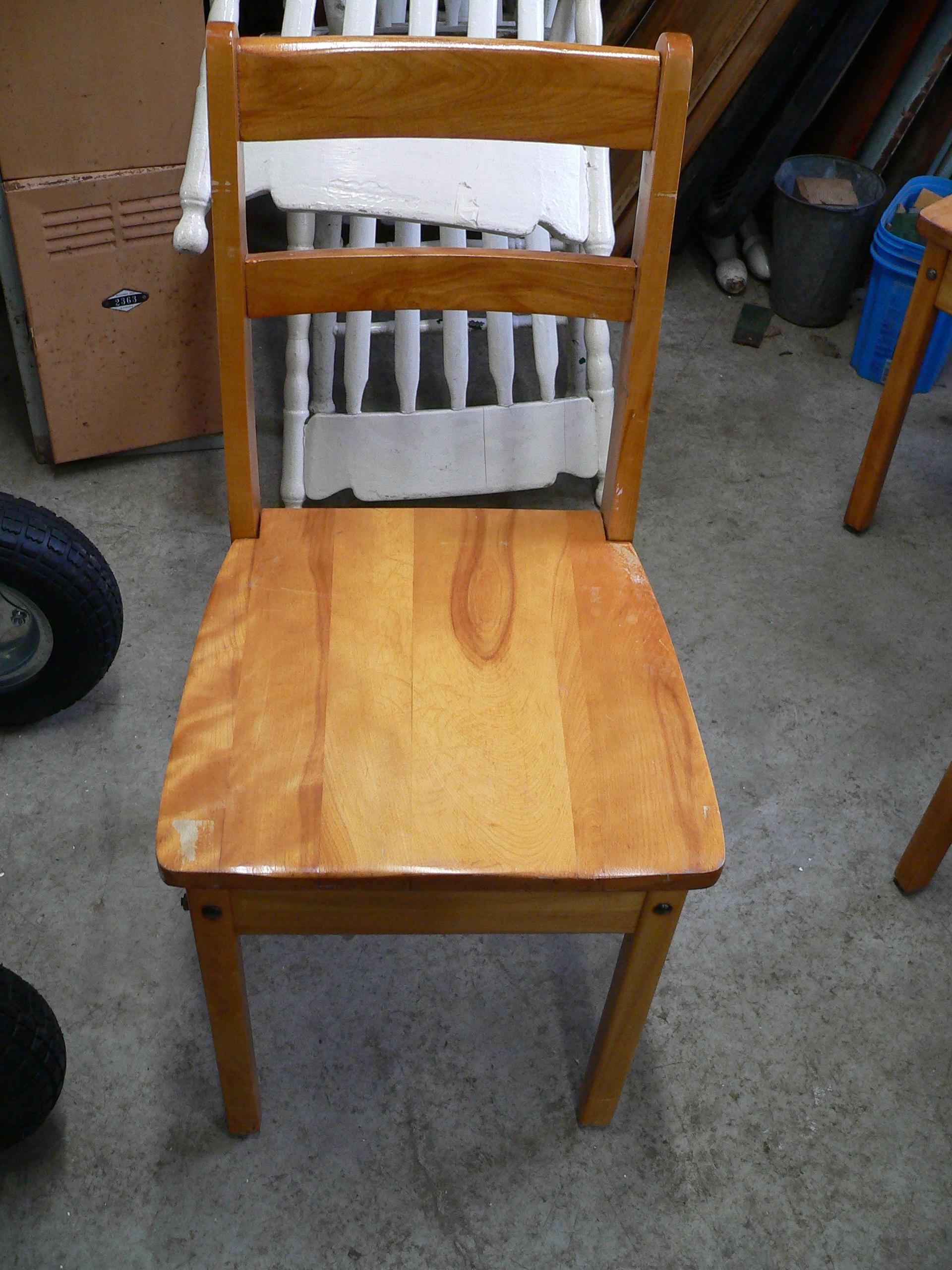 Chaise antique # 5890.1