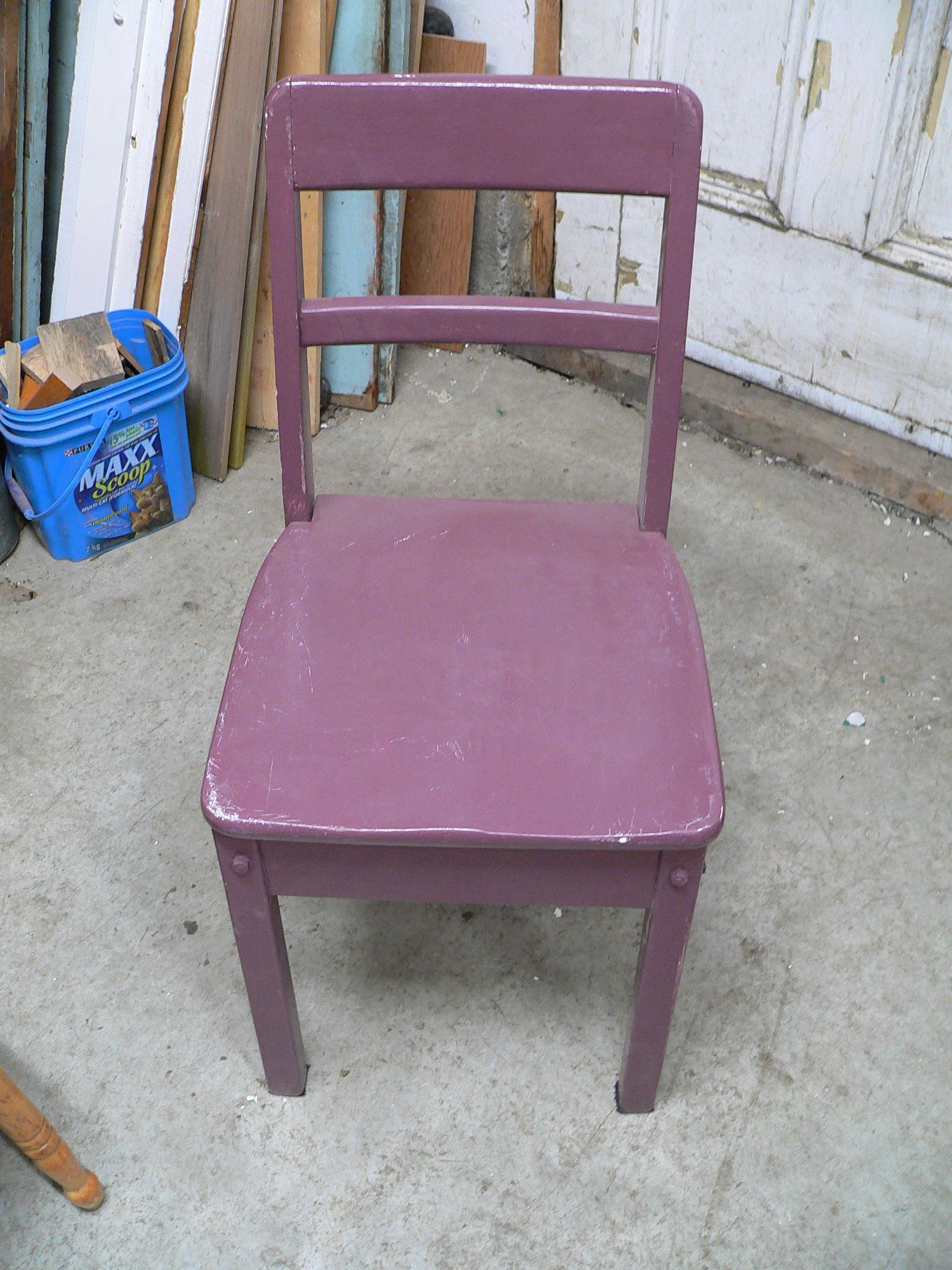 Chaise antique # 5892.14