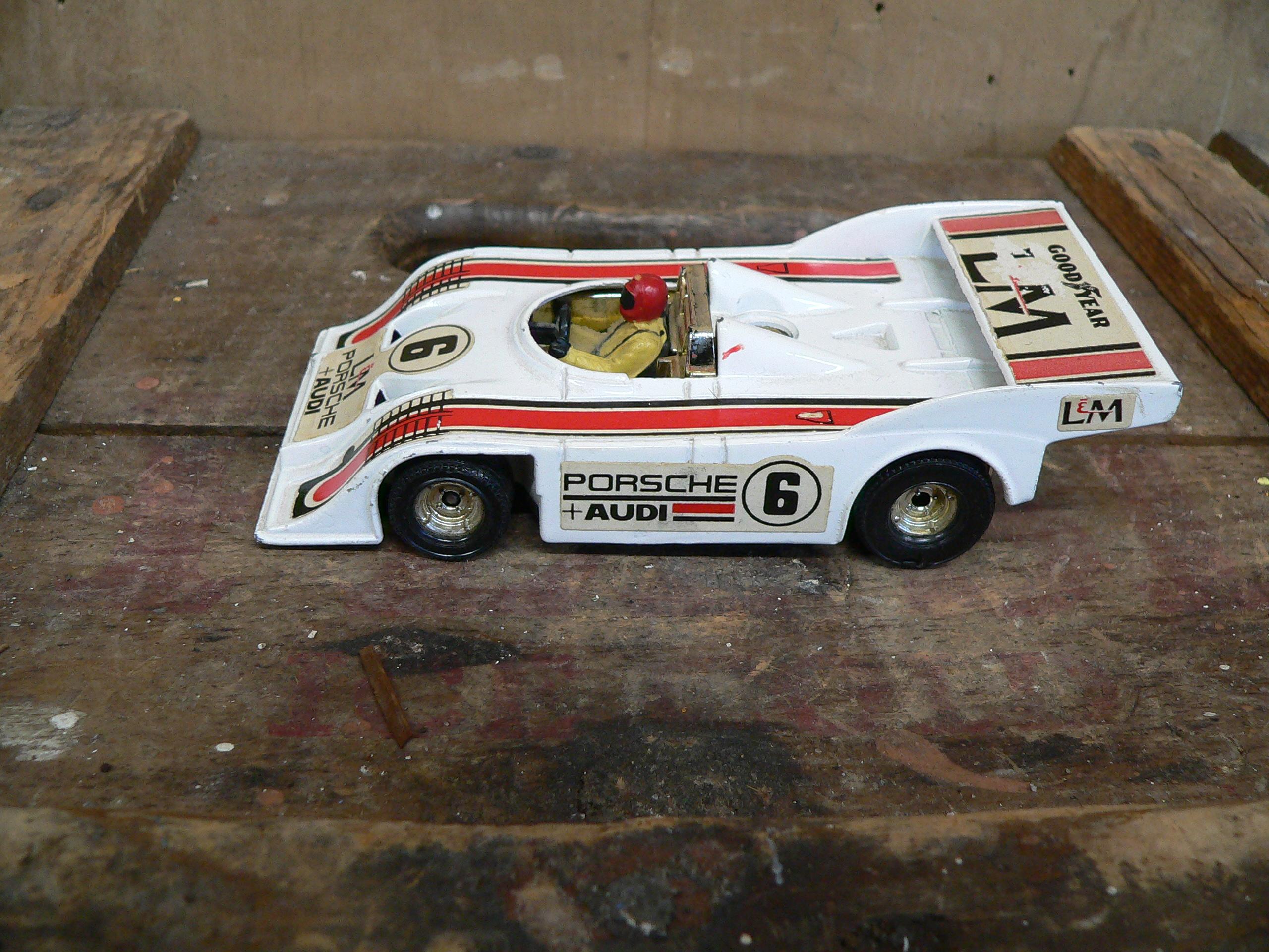 Porsche can am audi # 5923.11