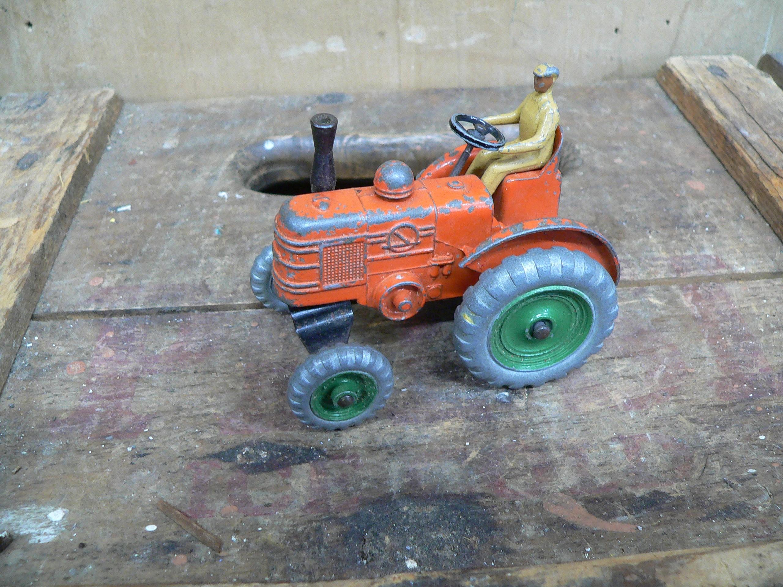Field marshall tractor # 5923.15