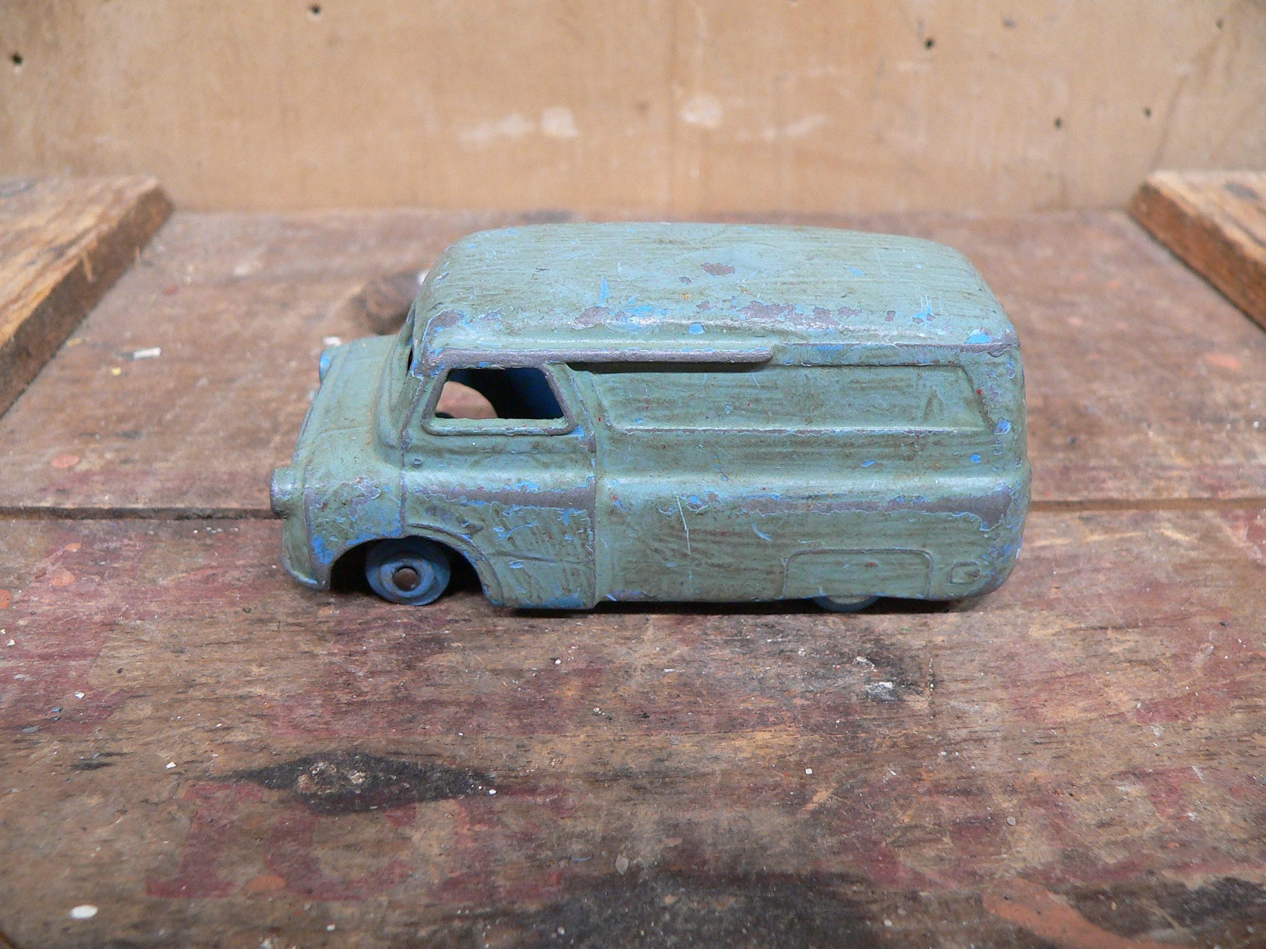 Camion bedford van # 5923.29