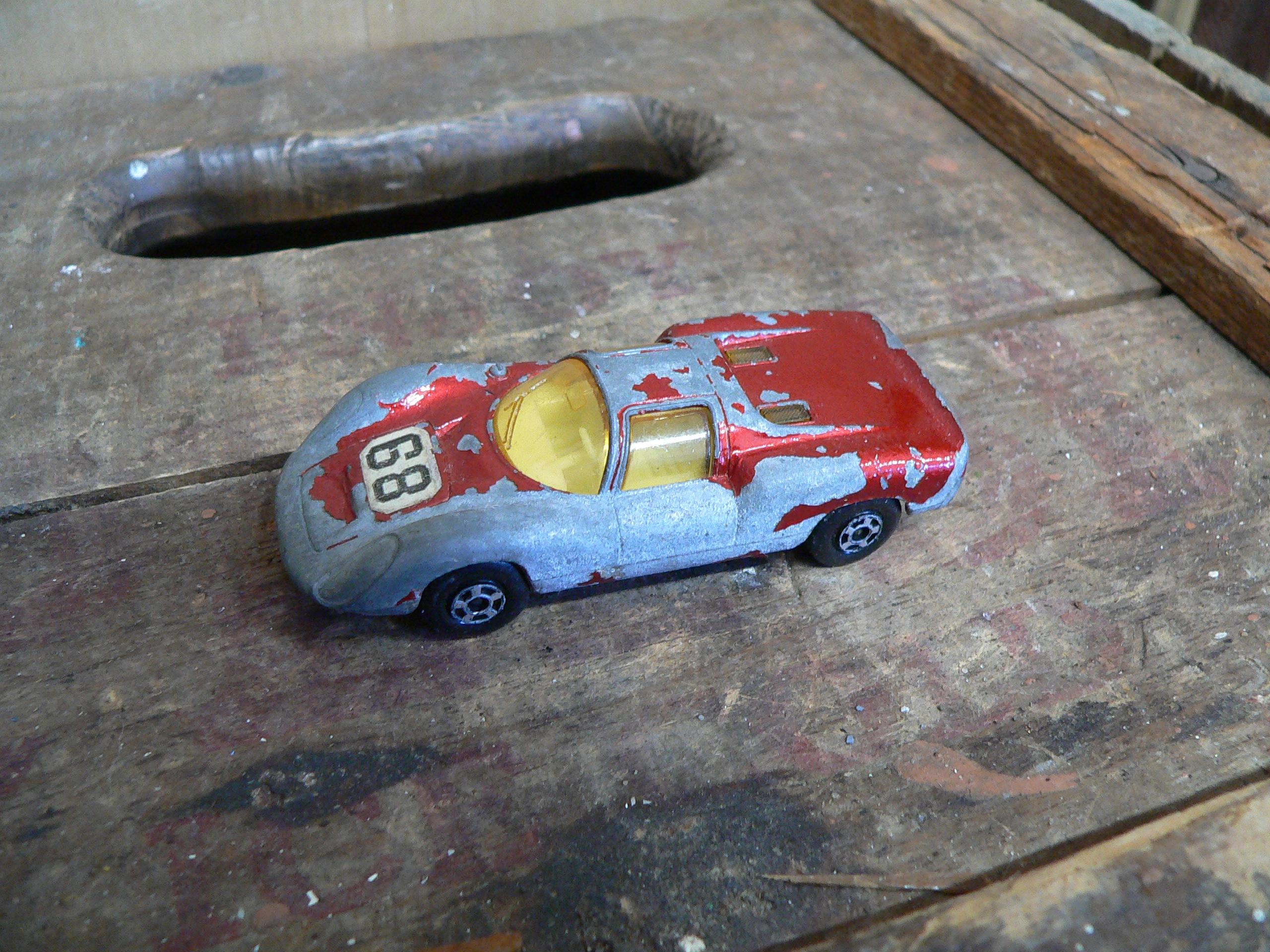 Porsche 910 # 5929.29