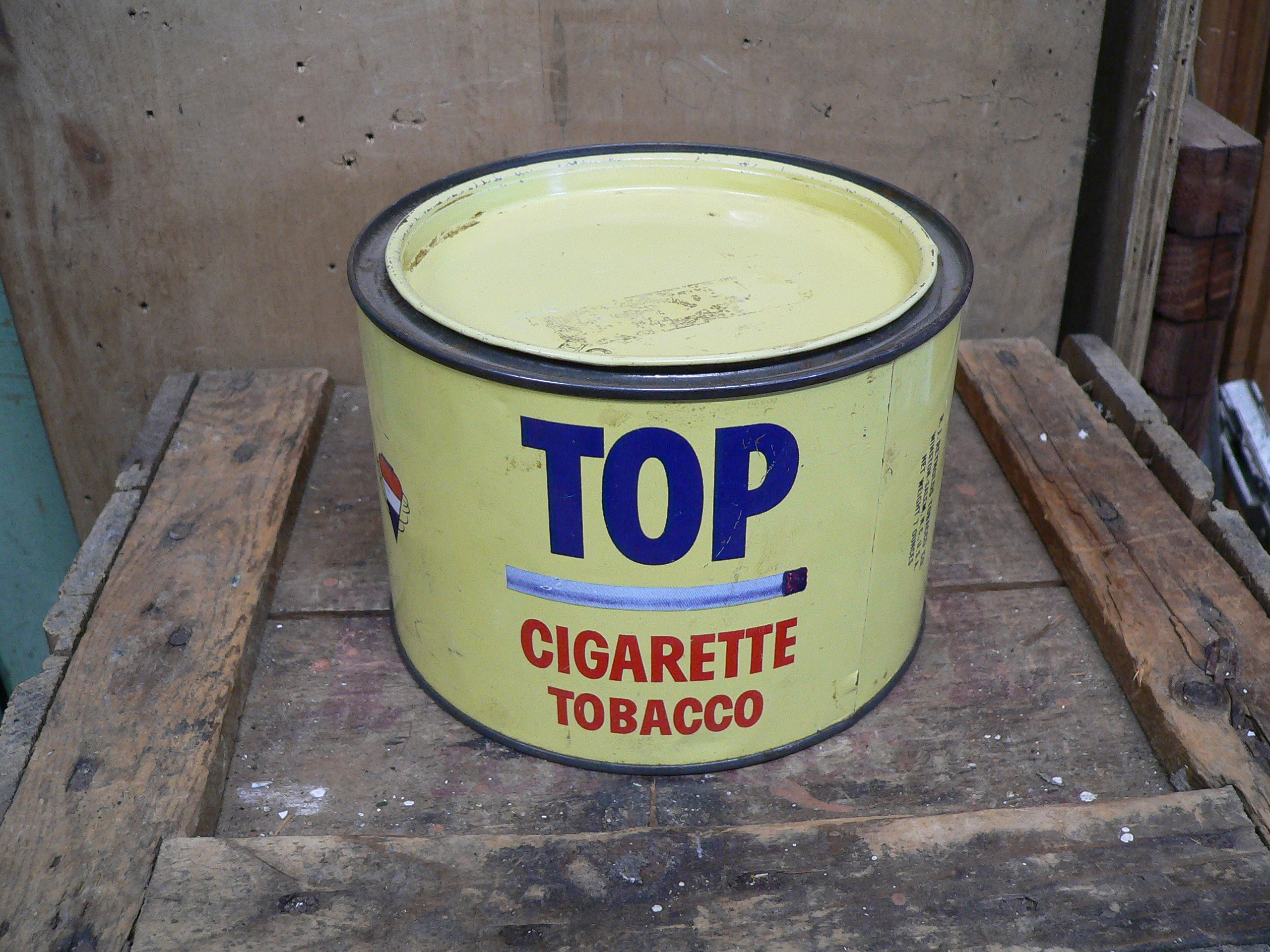 Boite de cigarette antique top # 6030.2