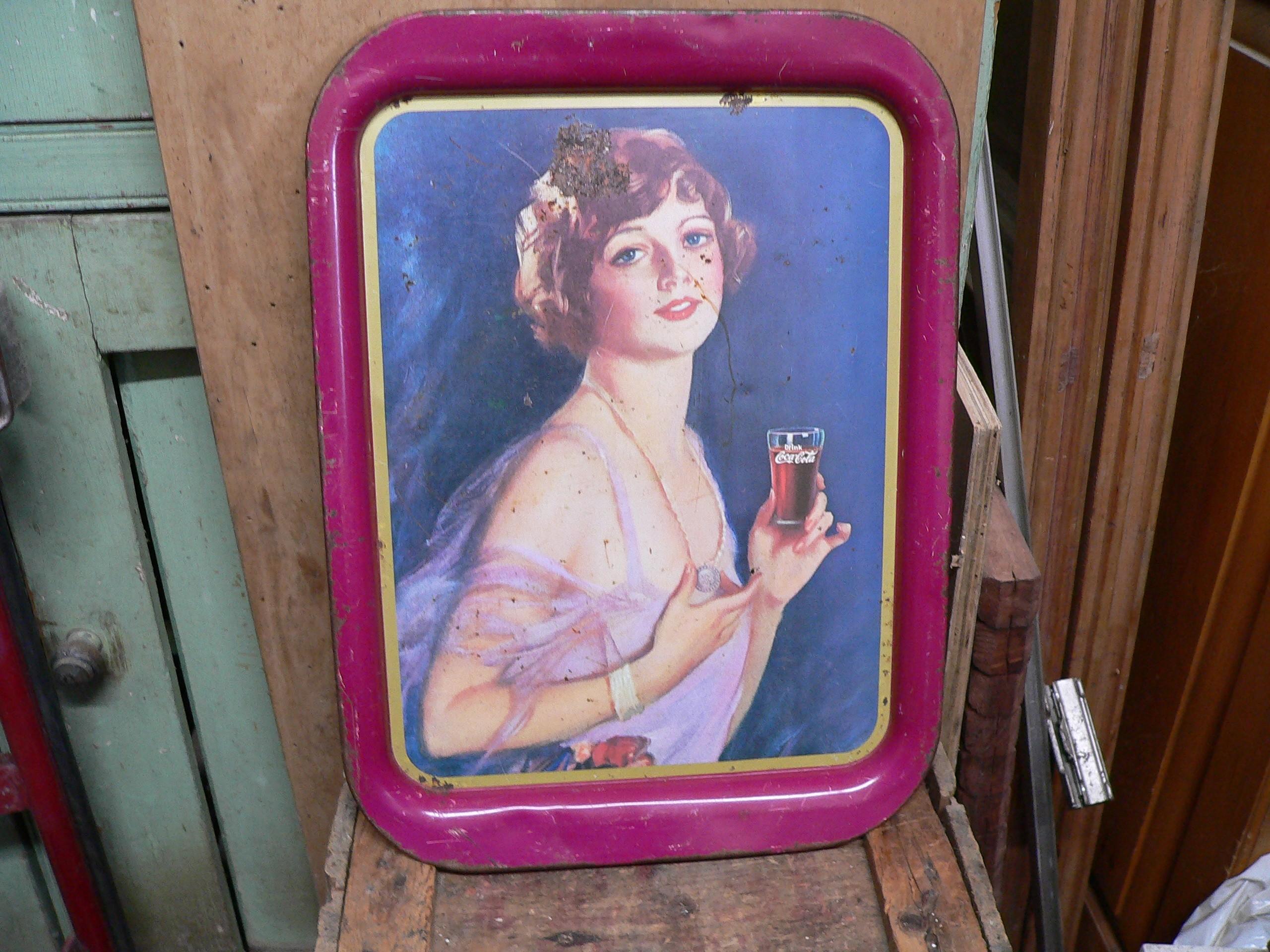 Cabaret vintage coke # 6063