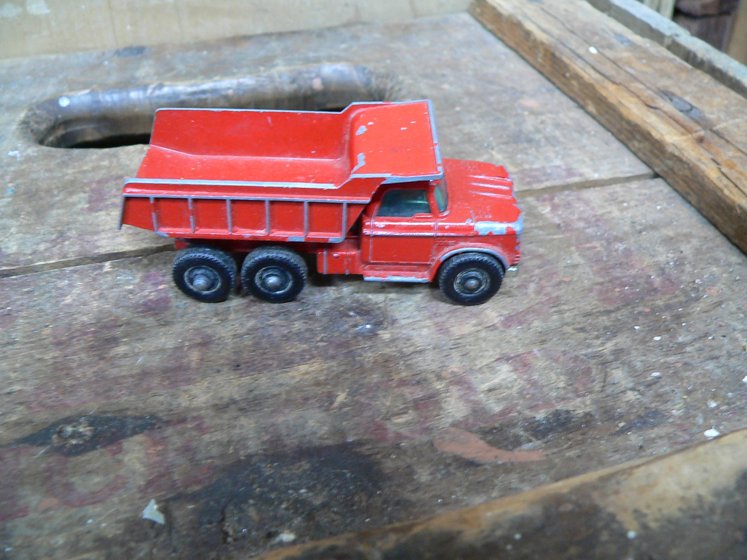Dodge dumper truck # 6072.5