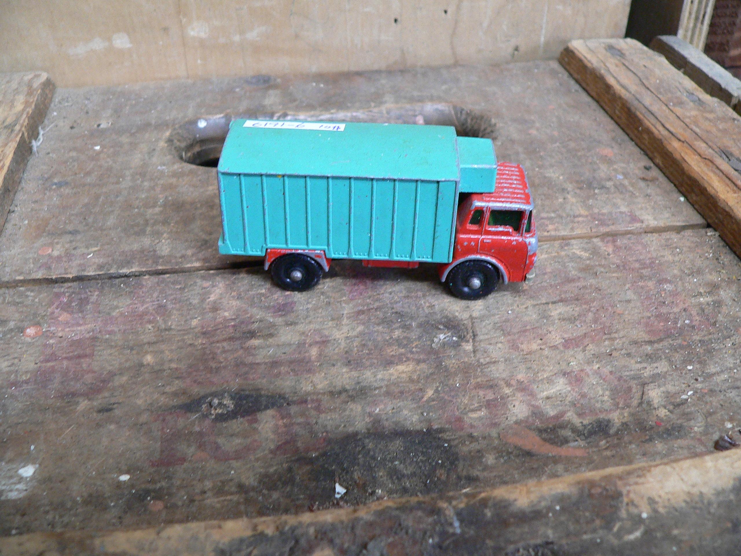 Refrigerator truck # 6191.6