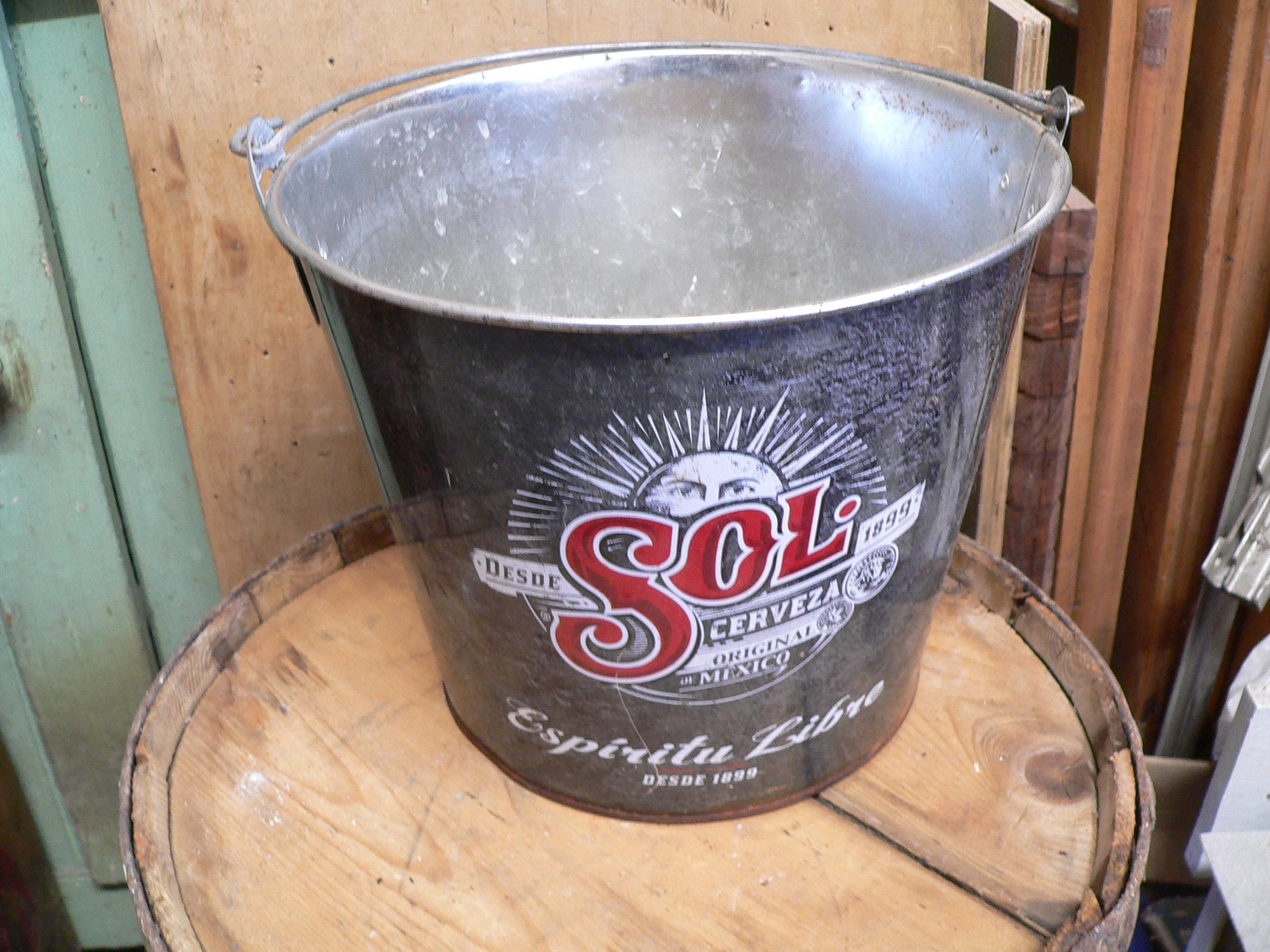 Chaudière bière sol # 6682.4