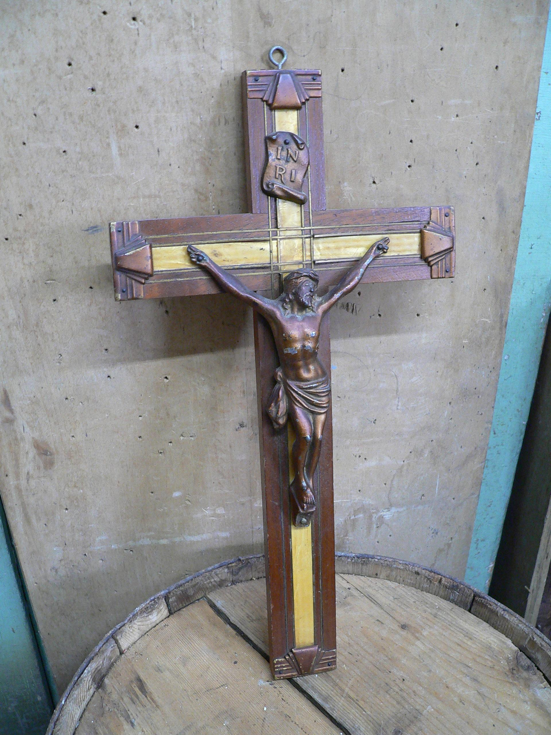 Crucifix antique # 6745.3