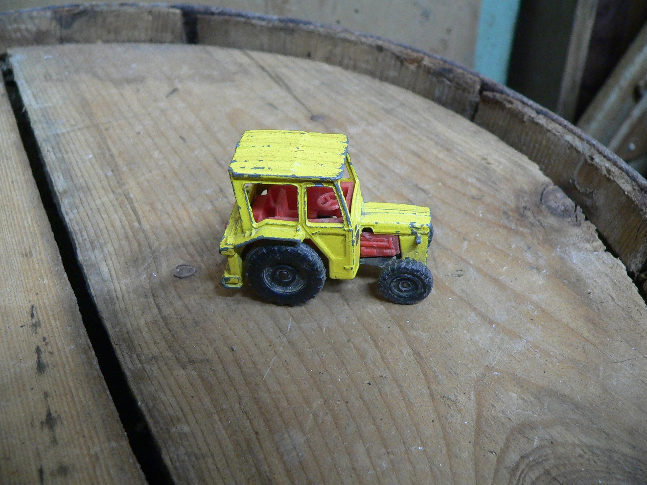 Vintage tractor 3303 # 6793.60