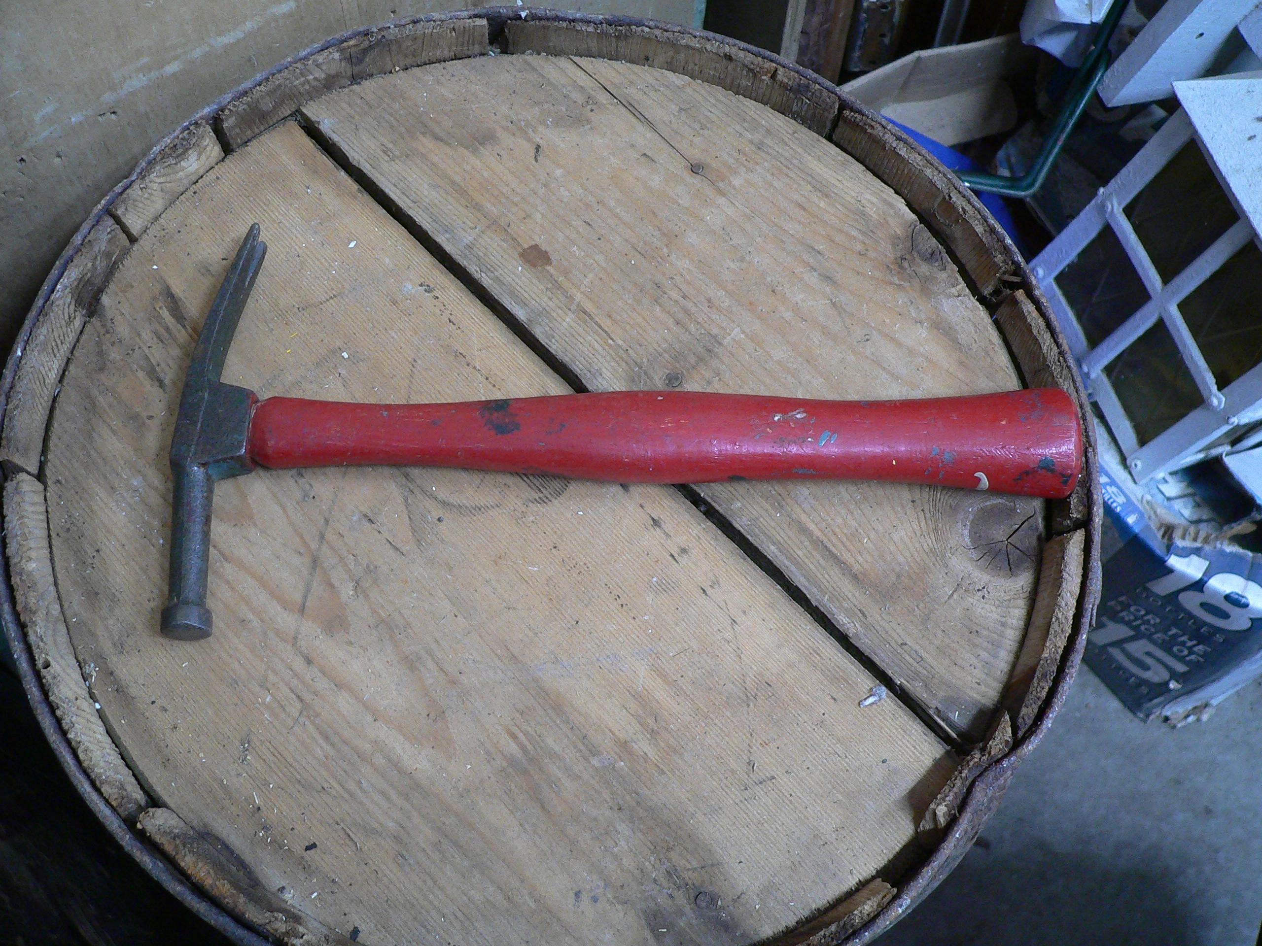 Petit marteau antique # 6794.33