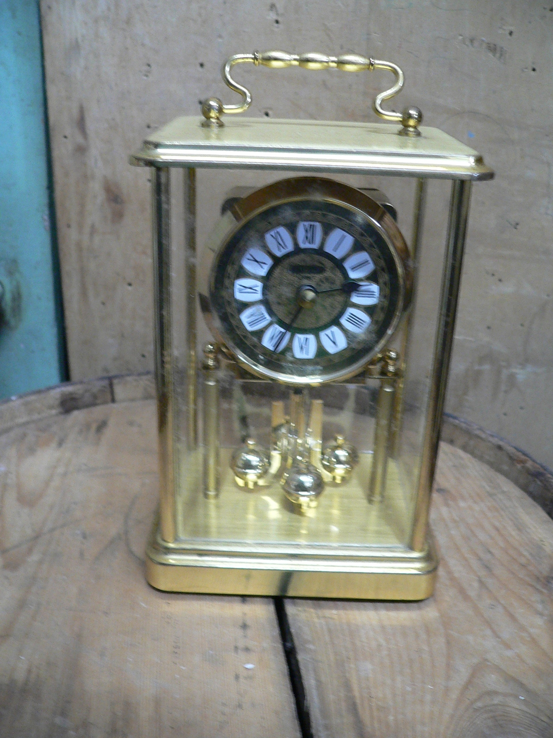 Horloge Bucherer # 6856