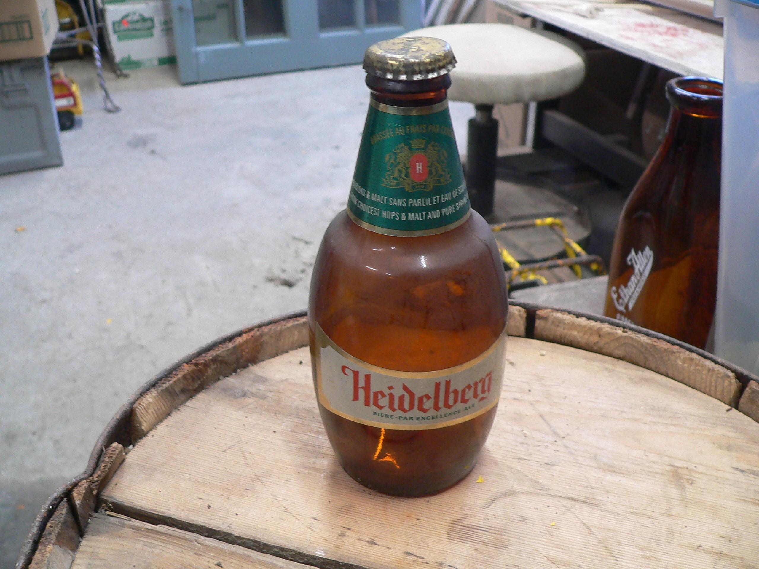 Bouteille heidelberg # 6920.12