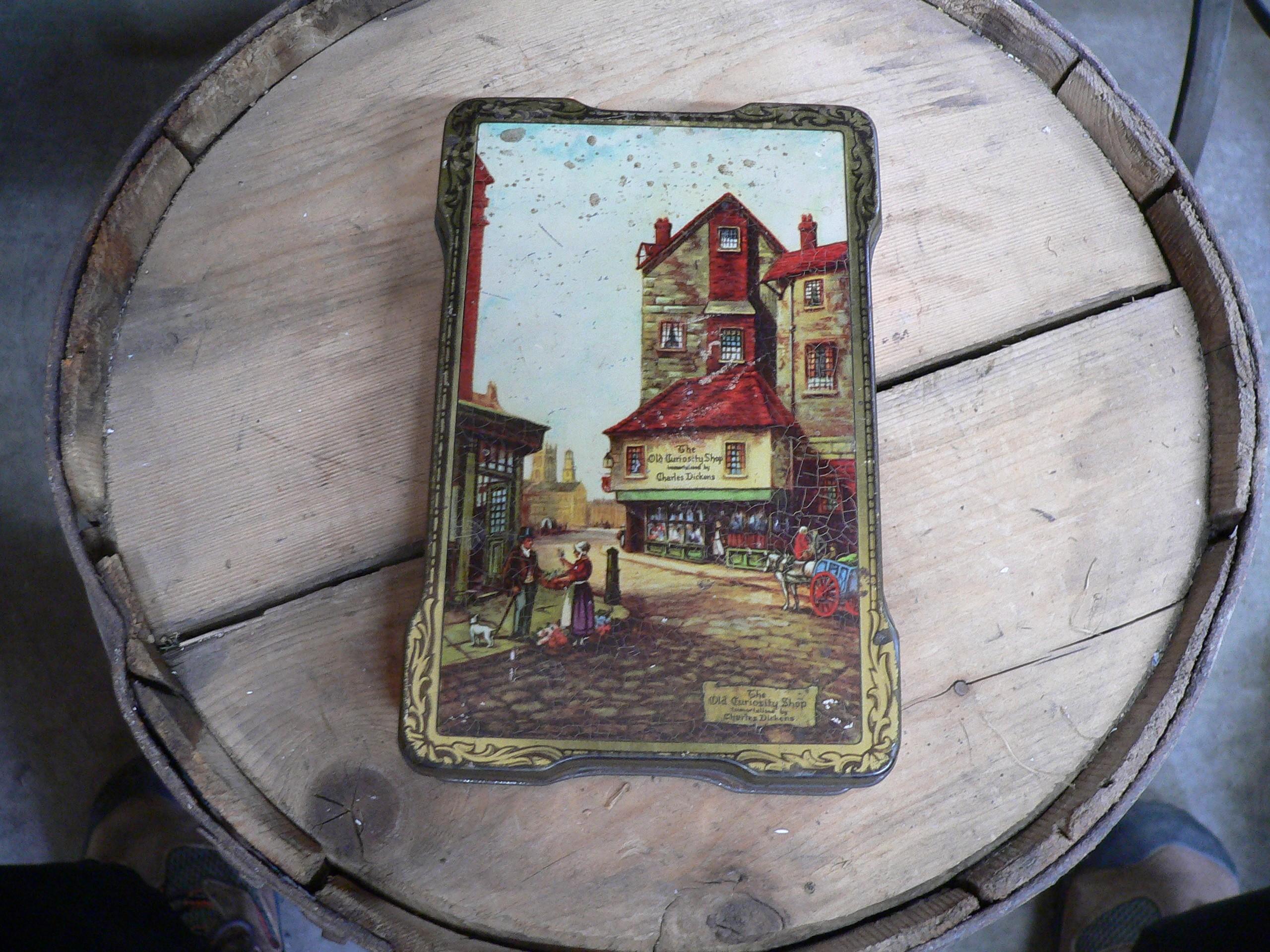 Canne antique de toffee # 6983.10