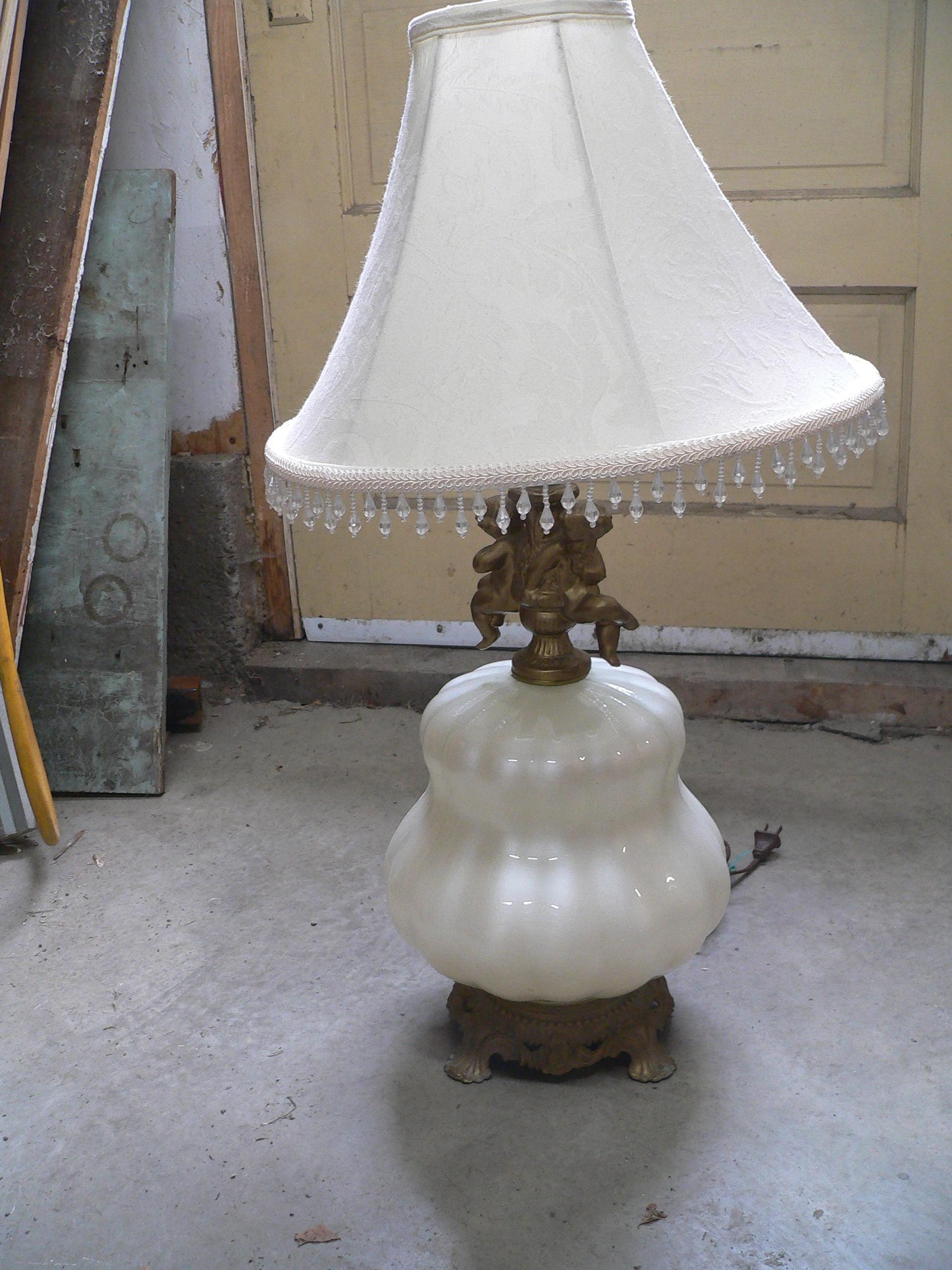 Lampe vintage # 7276