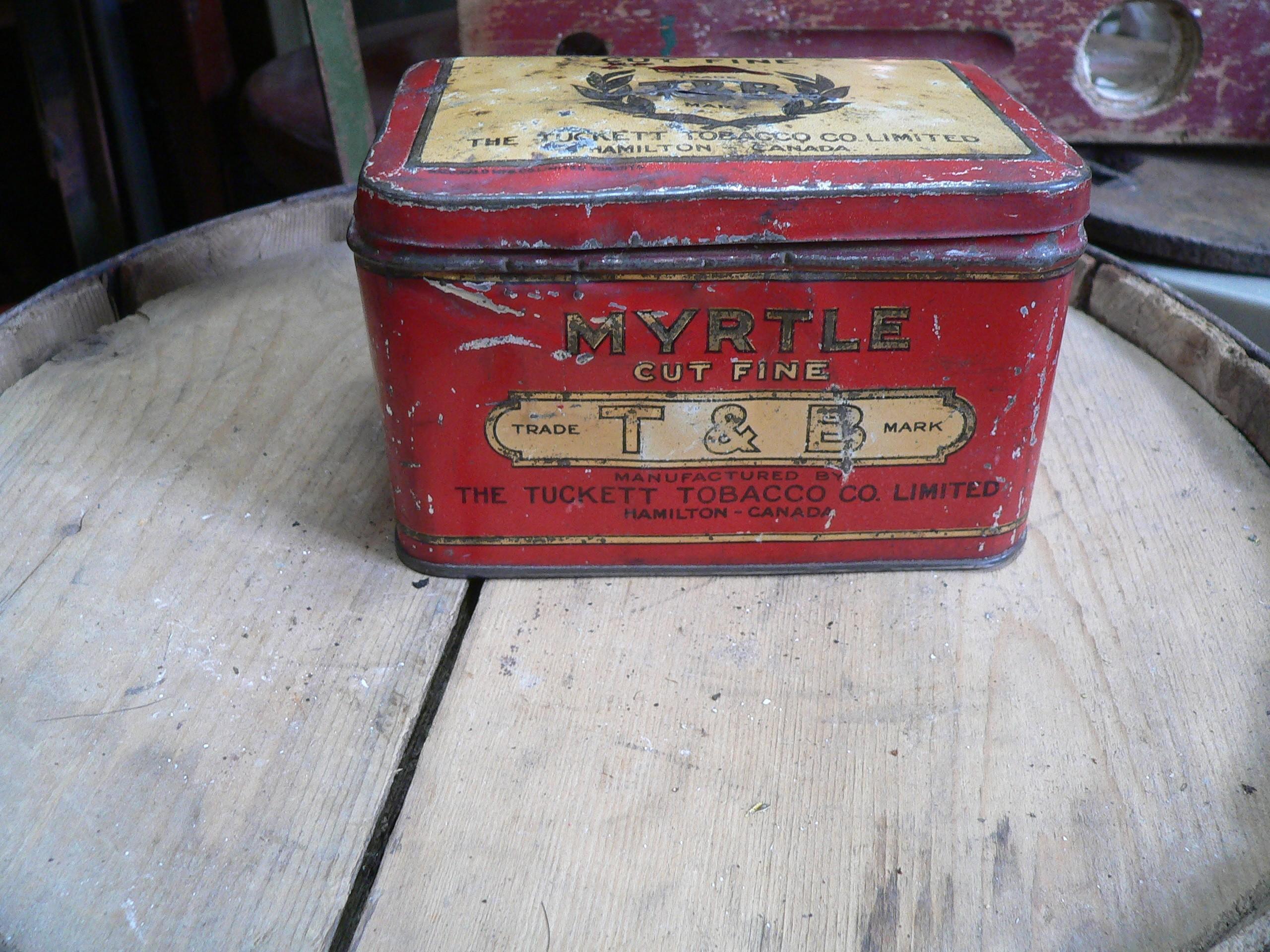 Canne de tabac myrtle cut # 7311.16